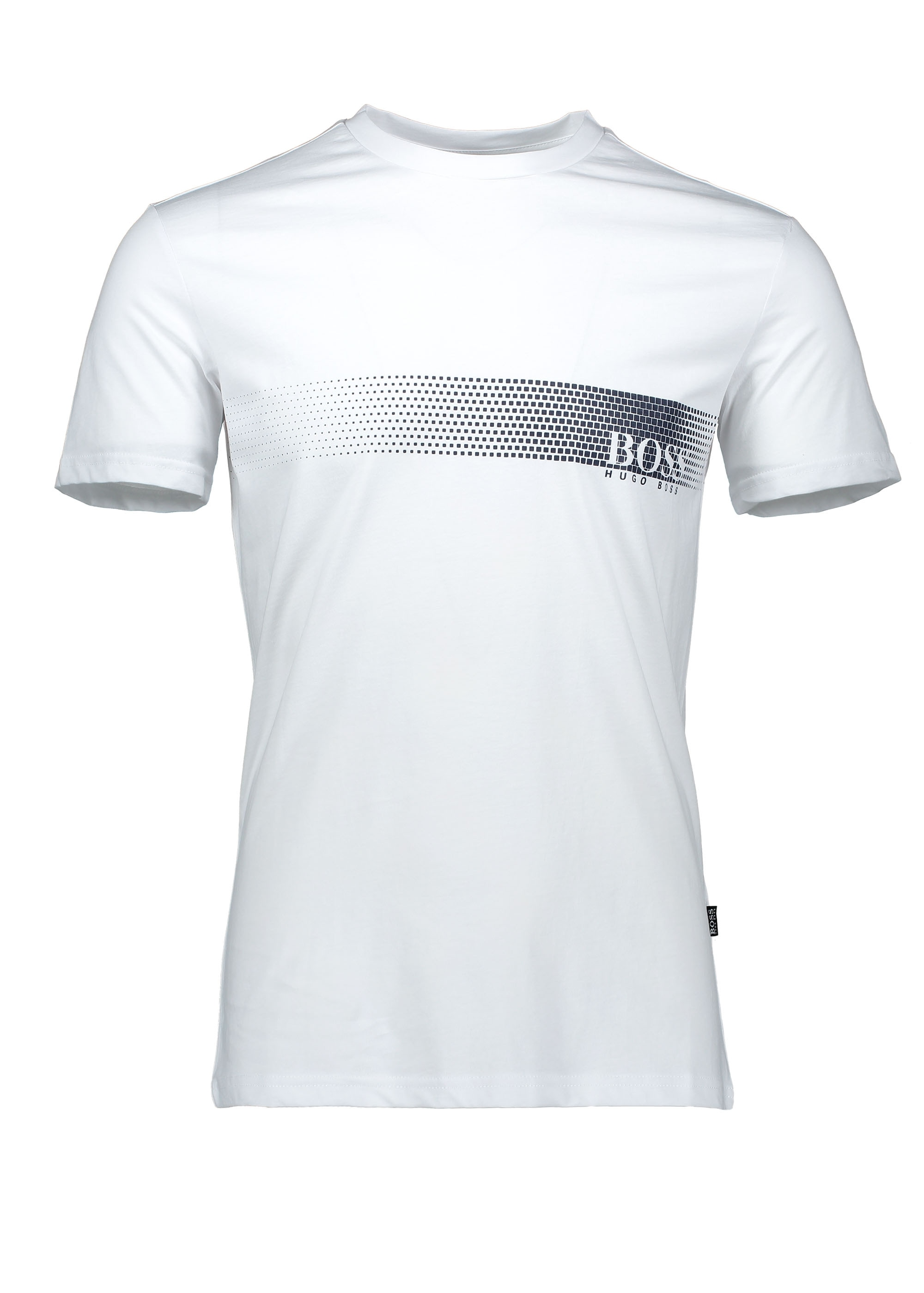 Hugo boss t shirt rn natural t shirts from triads uk for Hugo boss t shirts online