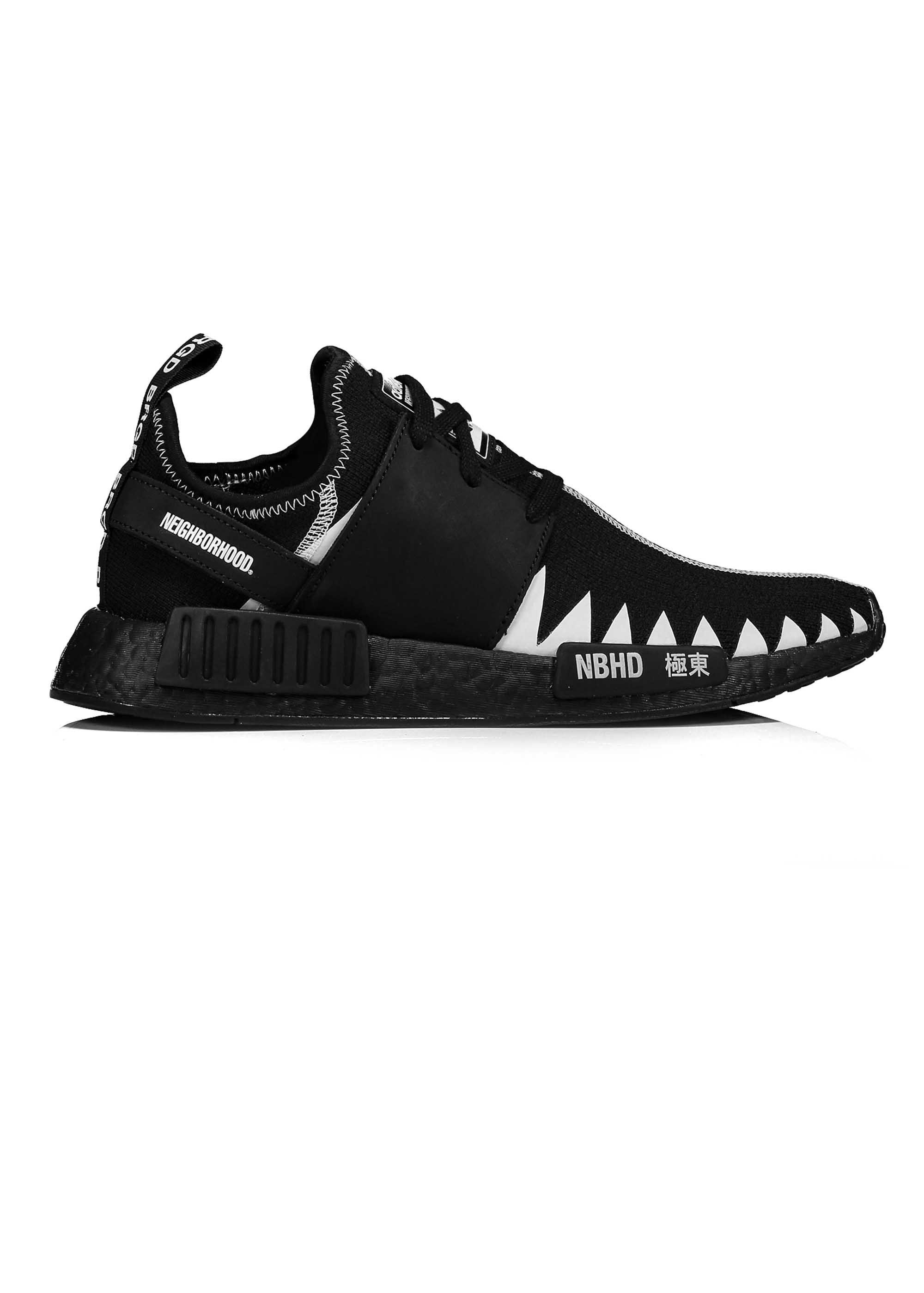 size 40 d3c57 e16ca adidas Originals Footwear x Neighborhood NMD R1 PK NBHD - Black