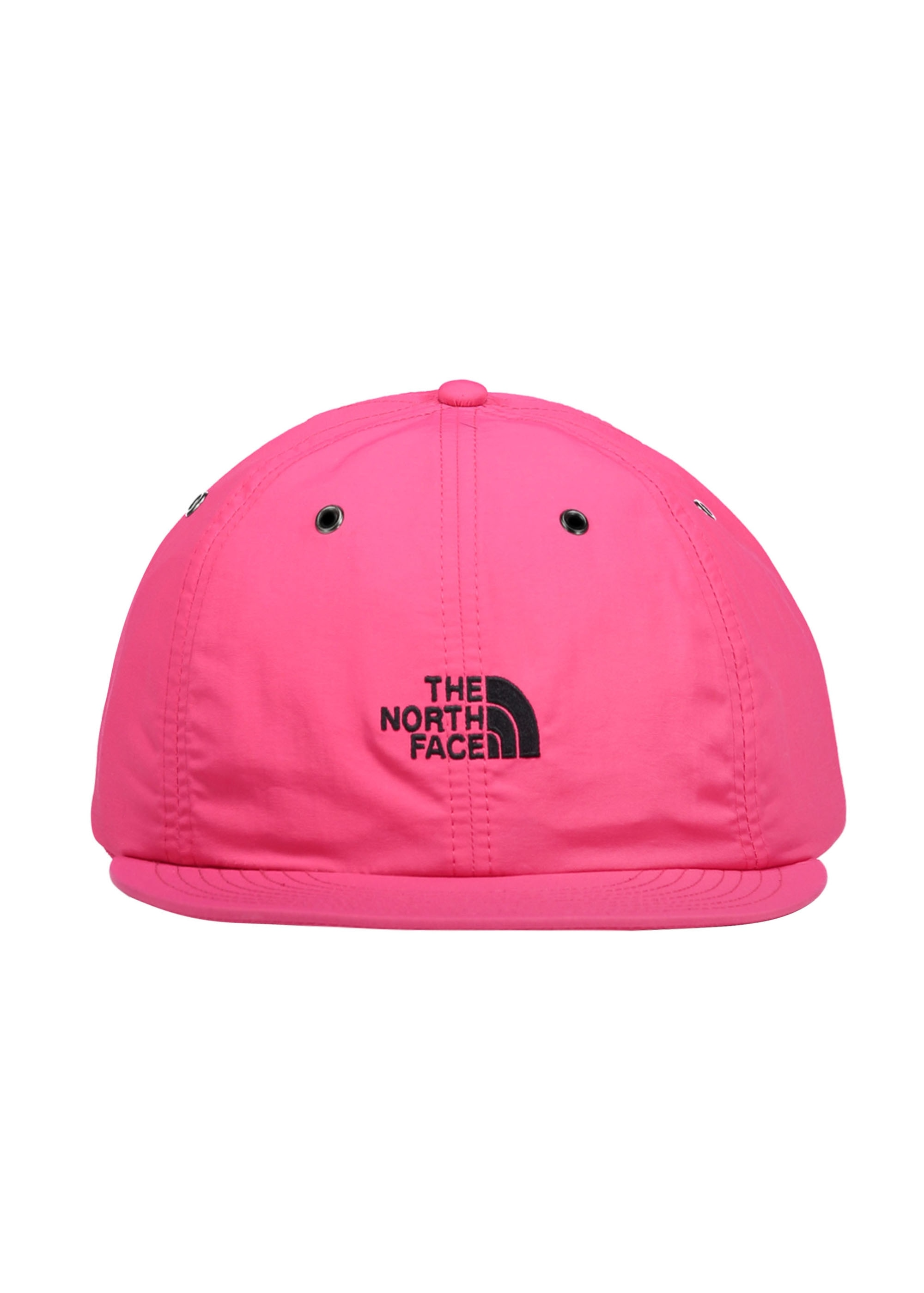 4daf137a The North Face Throwback Tech Hat - Raspberry Red - Headwear from ...