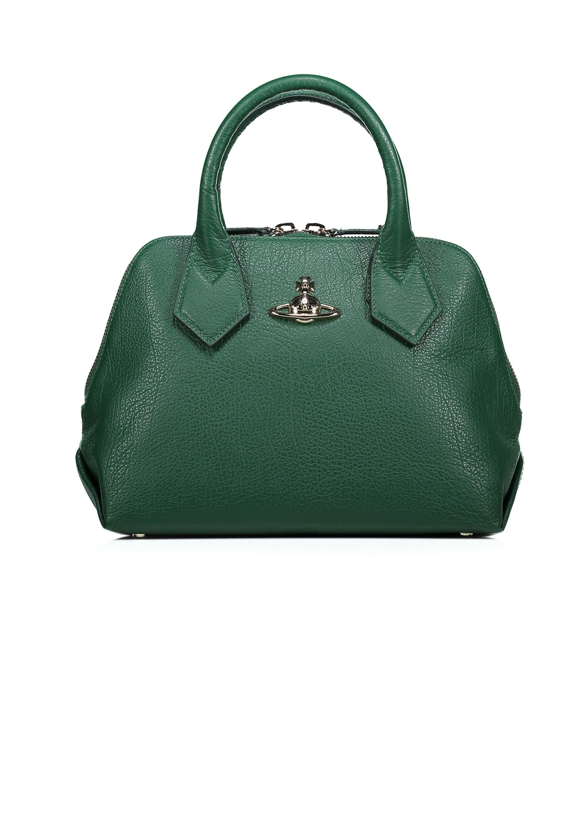 a3eef558393 Vivienne Westwood Accessories Balmoral Small Handbag - Green - Bags ...