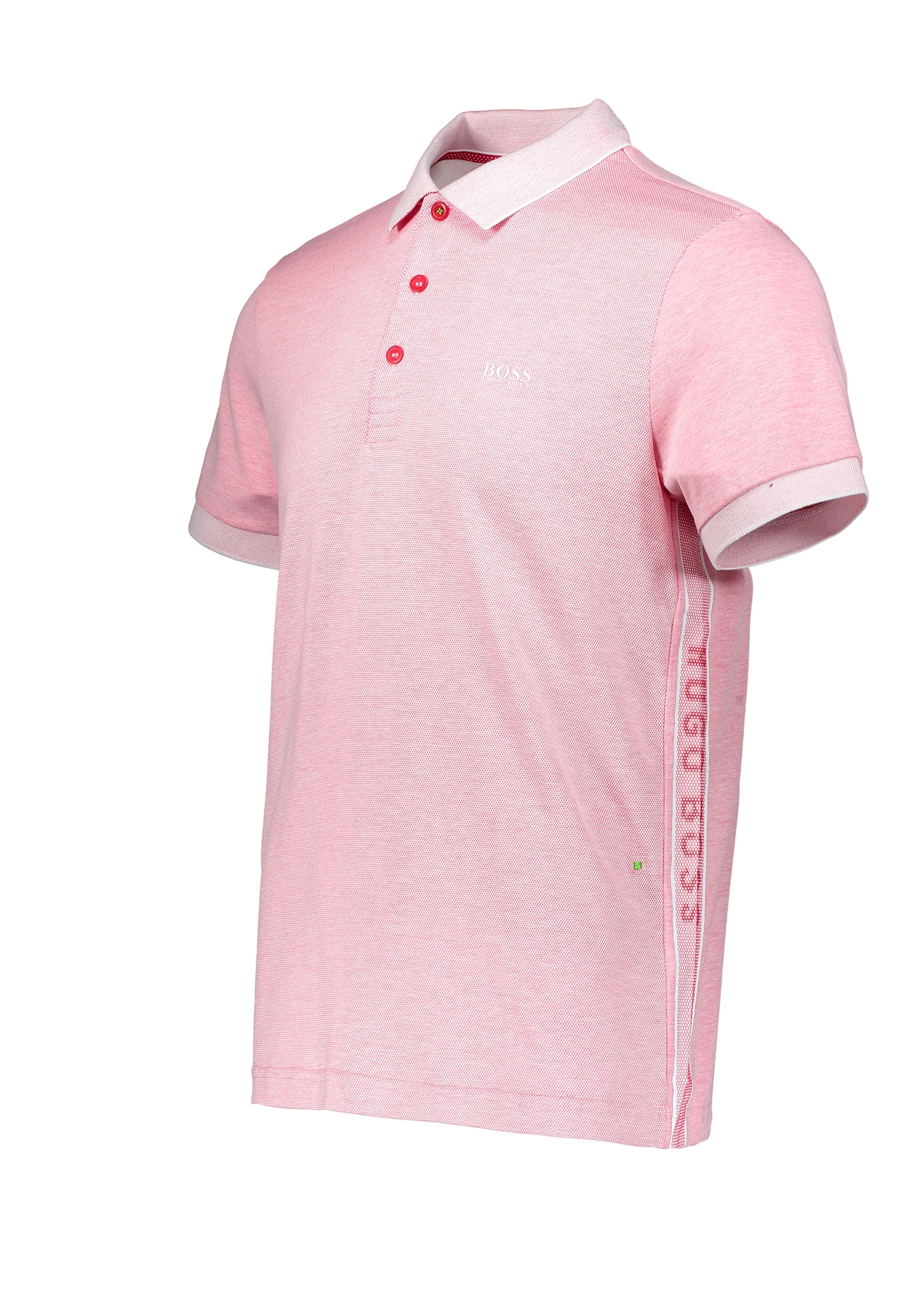 5d028f99b BOSS Paddy 1 Polo Shirt - Bright Pink - Polo Shirts from Triads UK