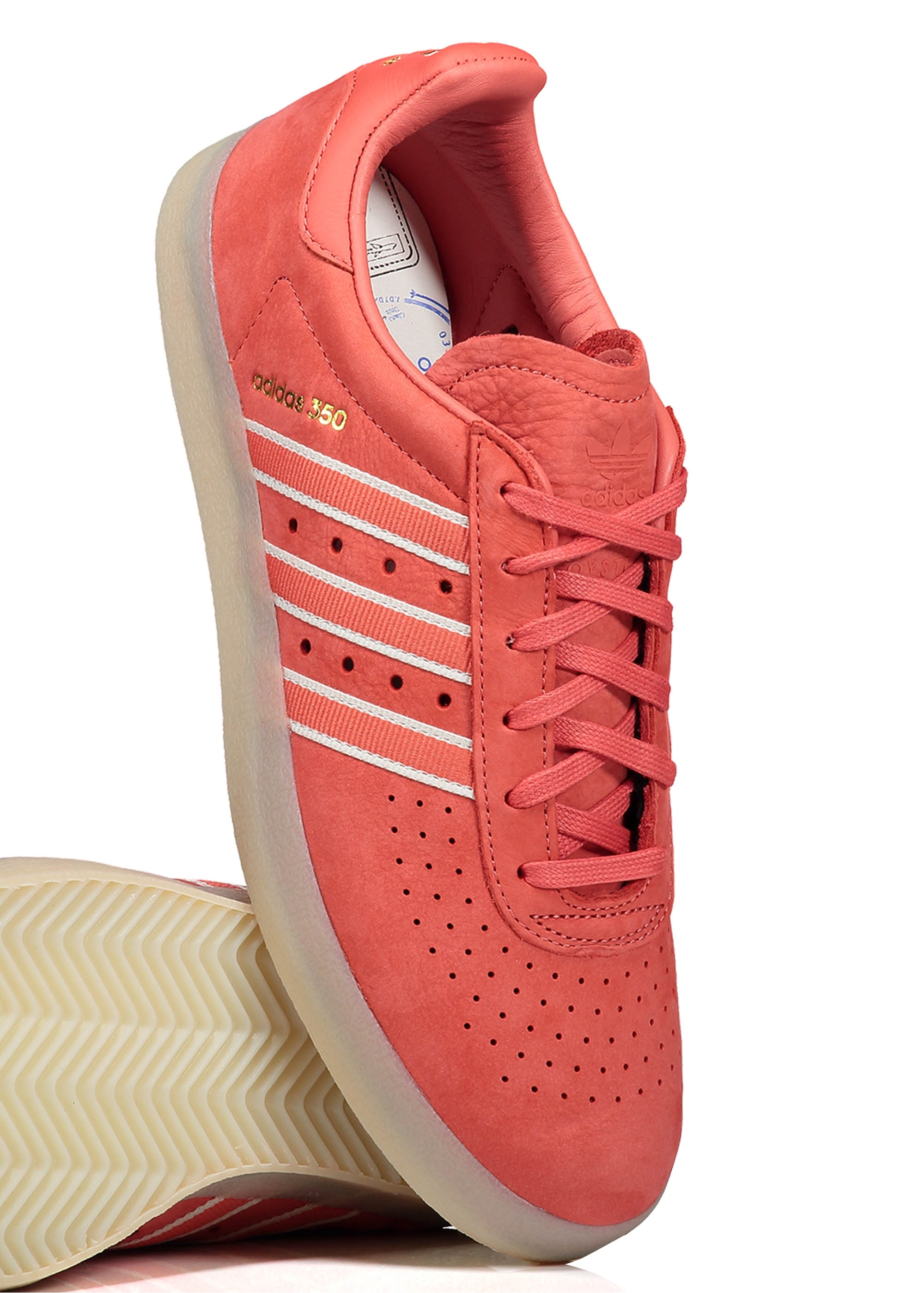 separation shoes 6c527 13176 adidas Originals Footwear x Oyster Holdings 350 Oyster - Trace Scarlet