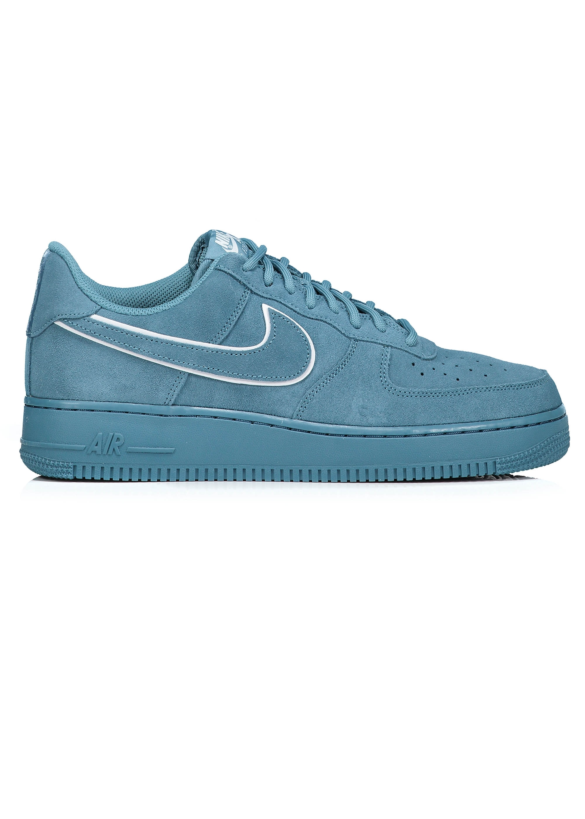 767359d2d01ad Nike Footwear Air Force 1 07 LV8 Suede - Noise Aqua - Trainers from Triads  UK