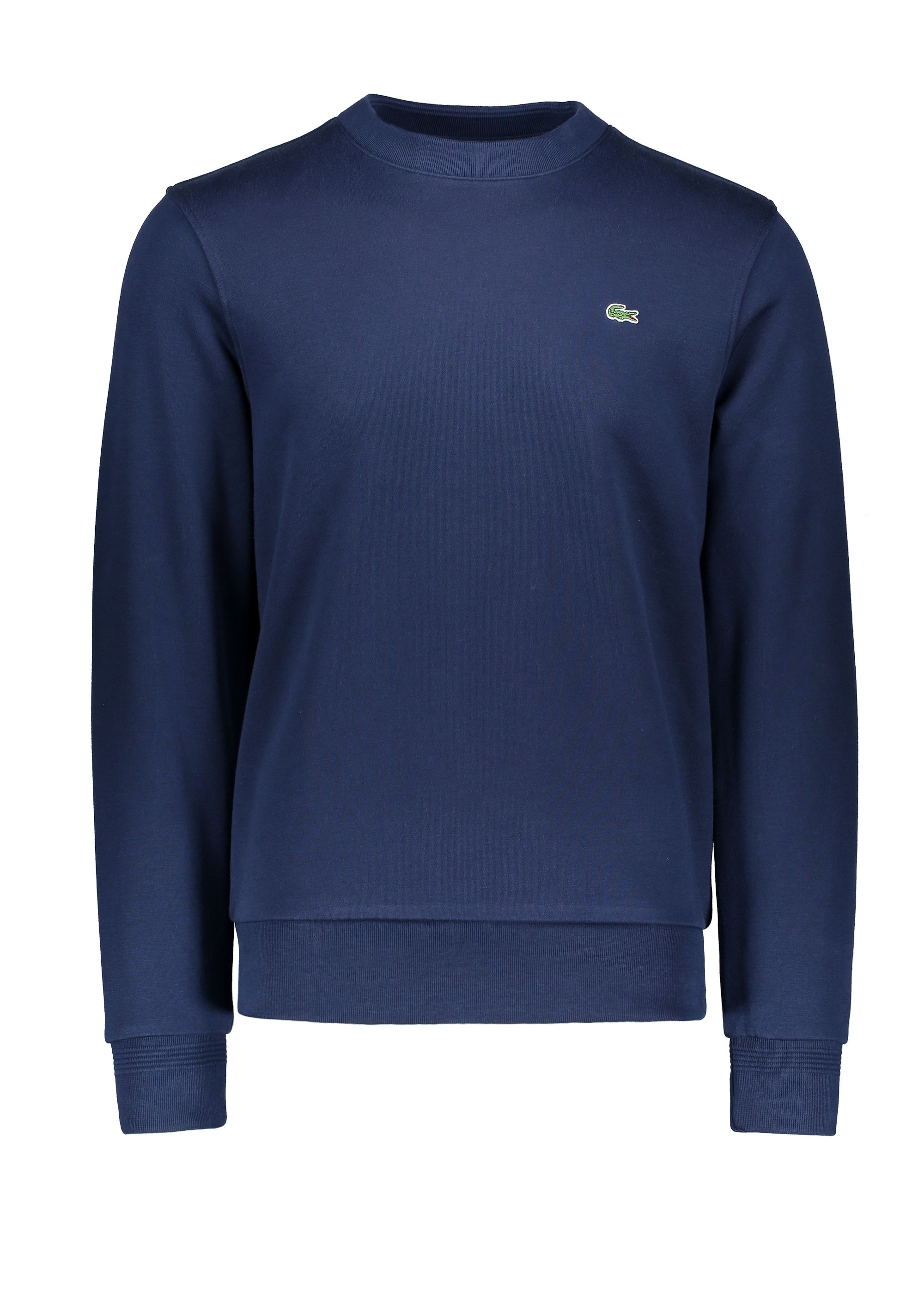 f4ca2fec Lacoste Logo Sweater - Navy Blue - Triads Mens from Triads UK