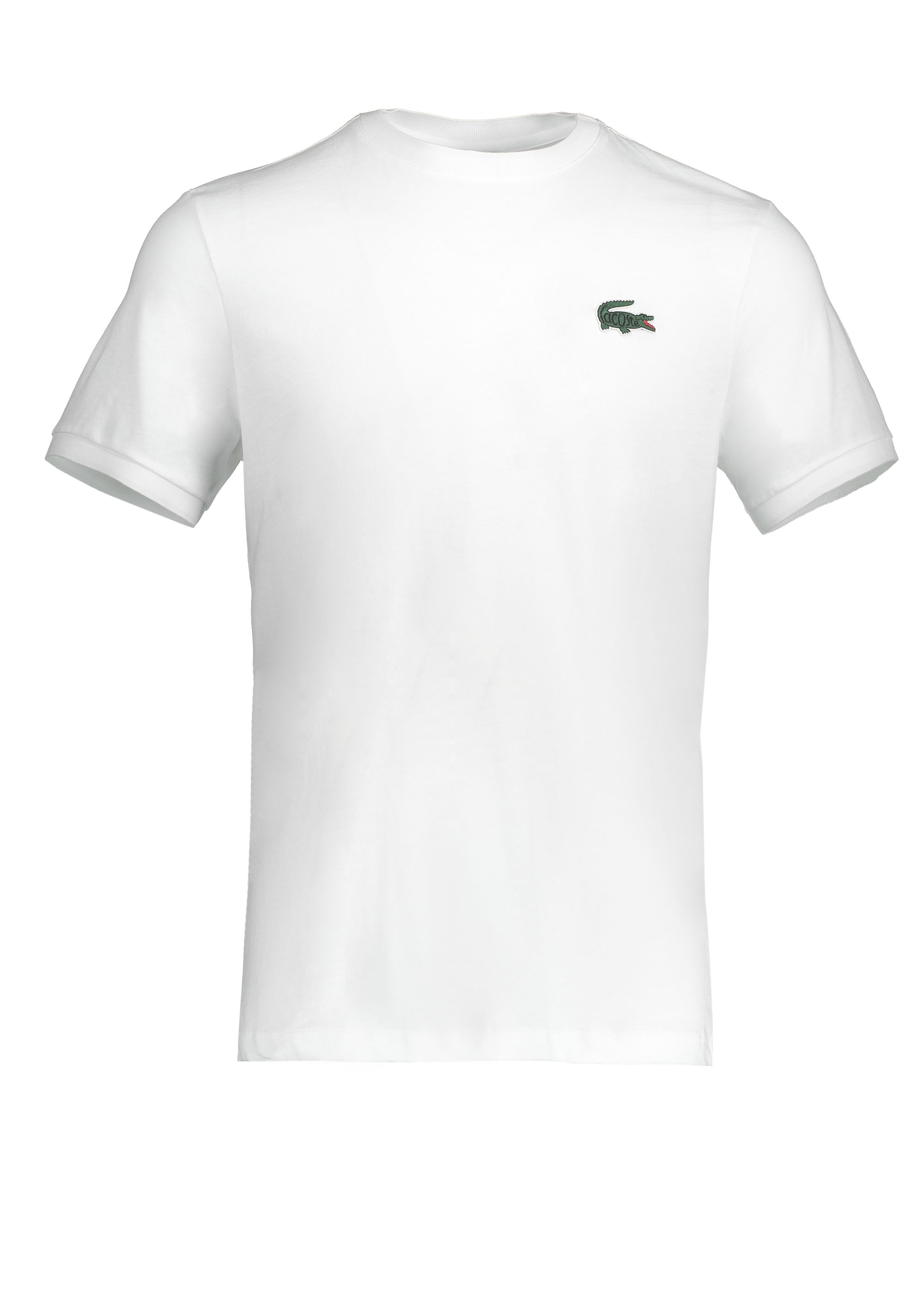49852727 Lacoste Logo Tee - White - T-shirts from Triads UK