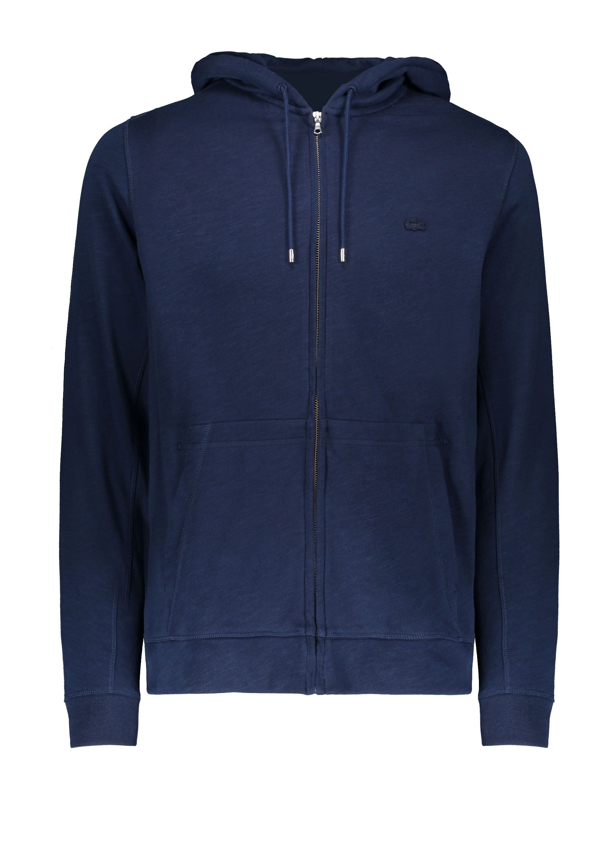 4e3aab95437d Lacoste Zip Hoody - Navy Blue - Triads Mens from Triads UK