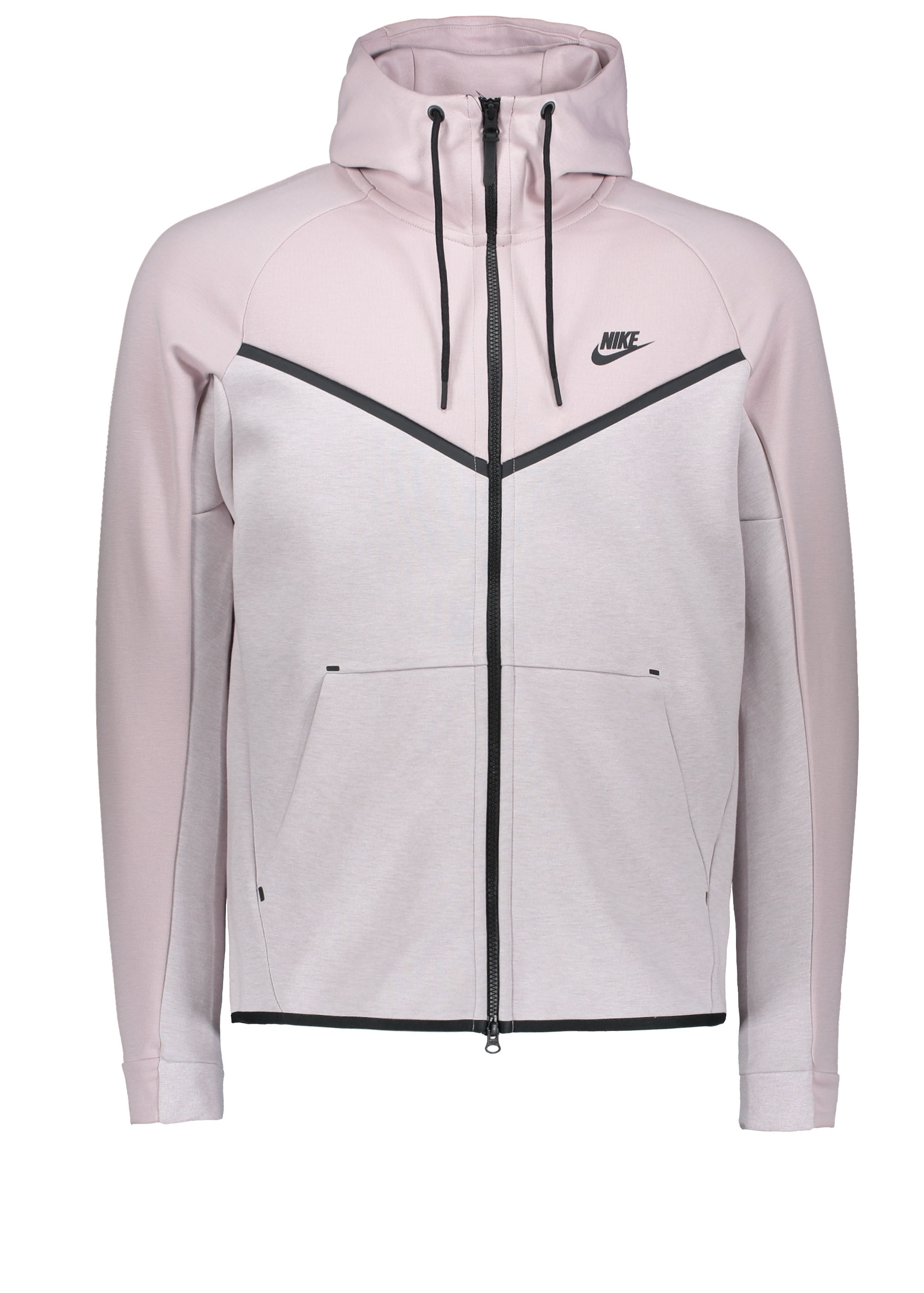 00ae56a5cc8a Nike Apparel Windrunner Hoodie - Particle Rose - Triads Mens from ...