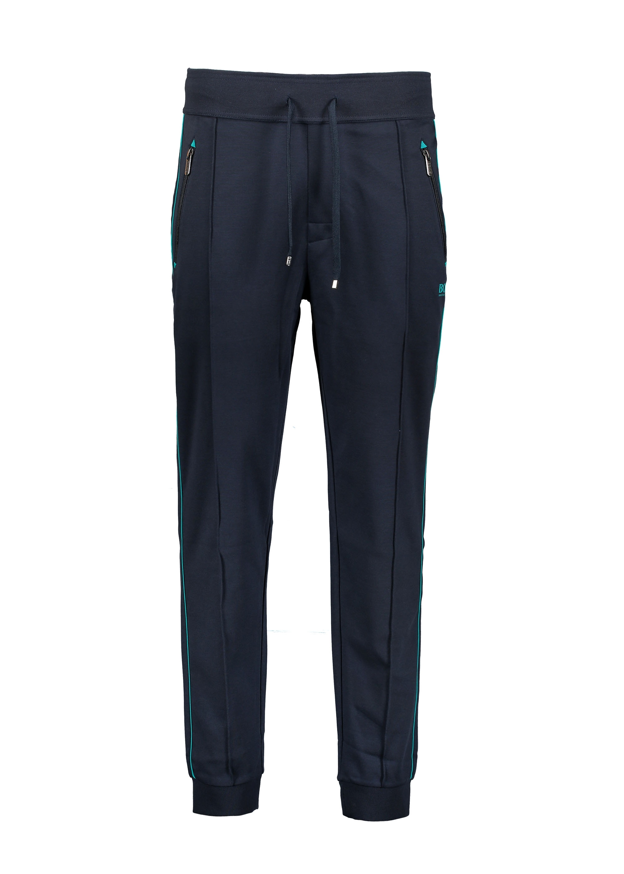 c2bd9fc95de BOSS Tracksuit Pants 403 - Dark Blue