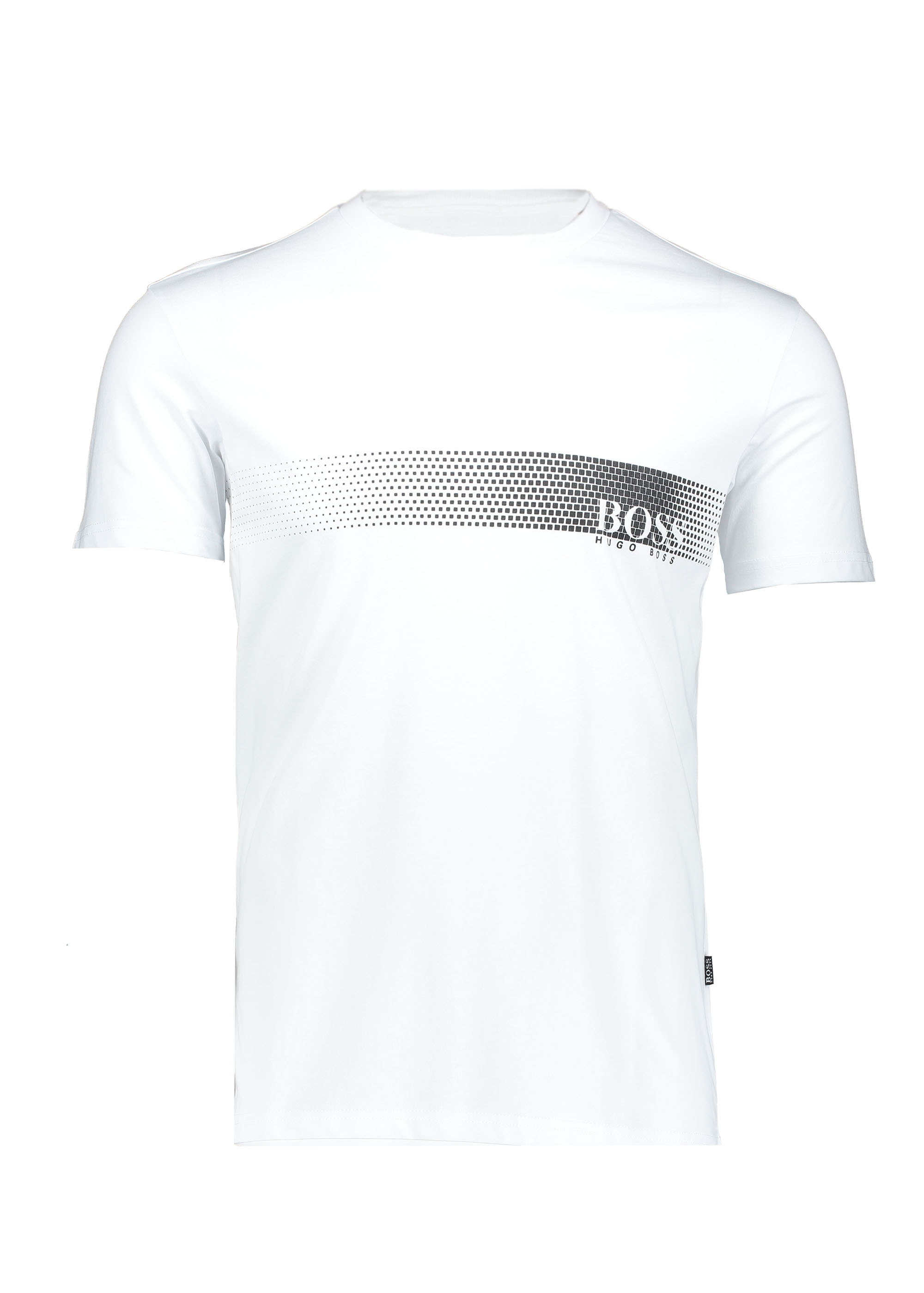 0615f4881 BOSS T-Shirt RN - Open White - Triads Mens from Triads UK