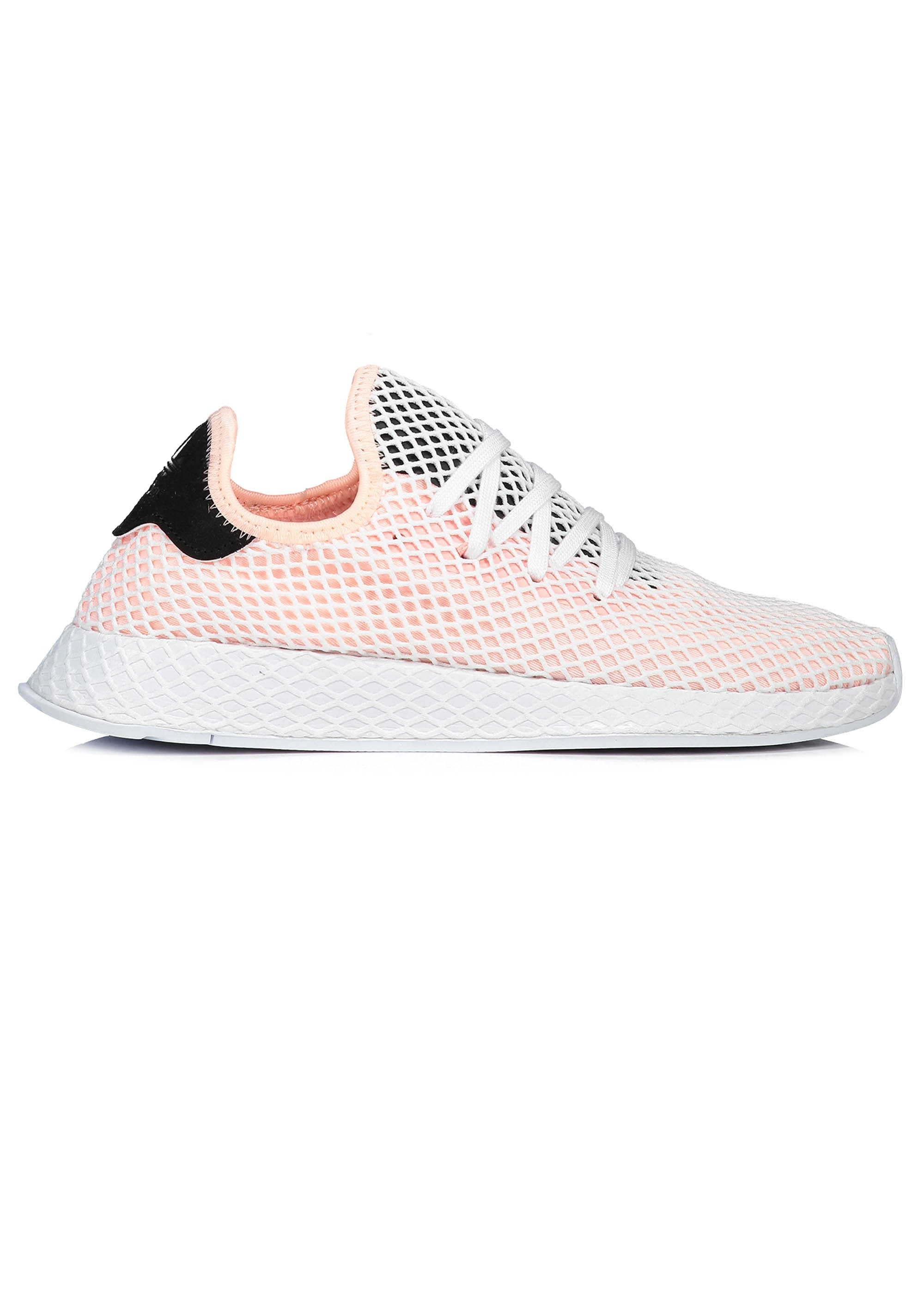 b13841e79 adidas Originals Footwear Deerupt Runner - Pink   White - Triads ...
