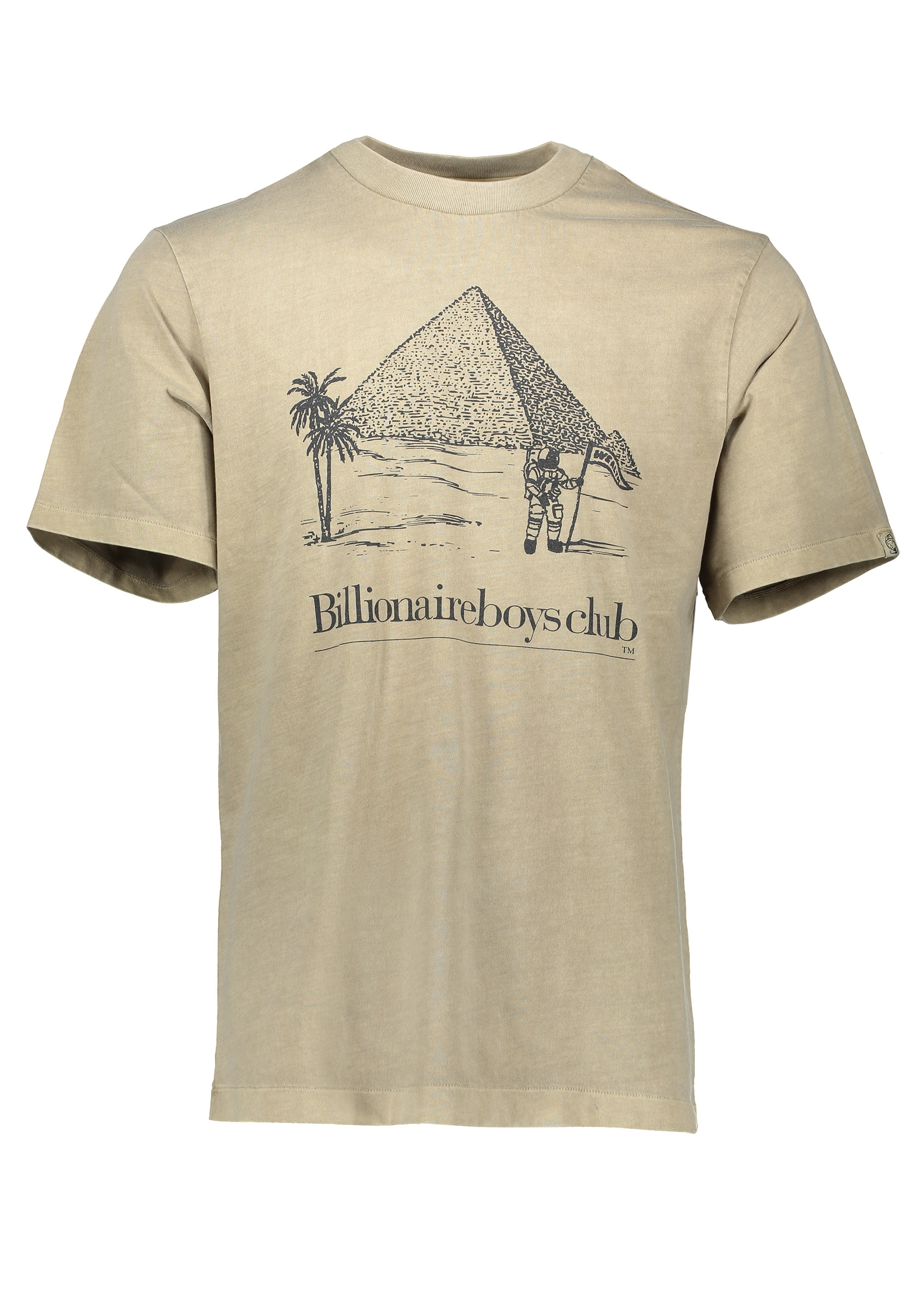 Billionaire Boys Club Pyramid T-Shirt - Sand - Triads Mens from ... 6edfb9ce81b