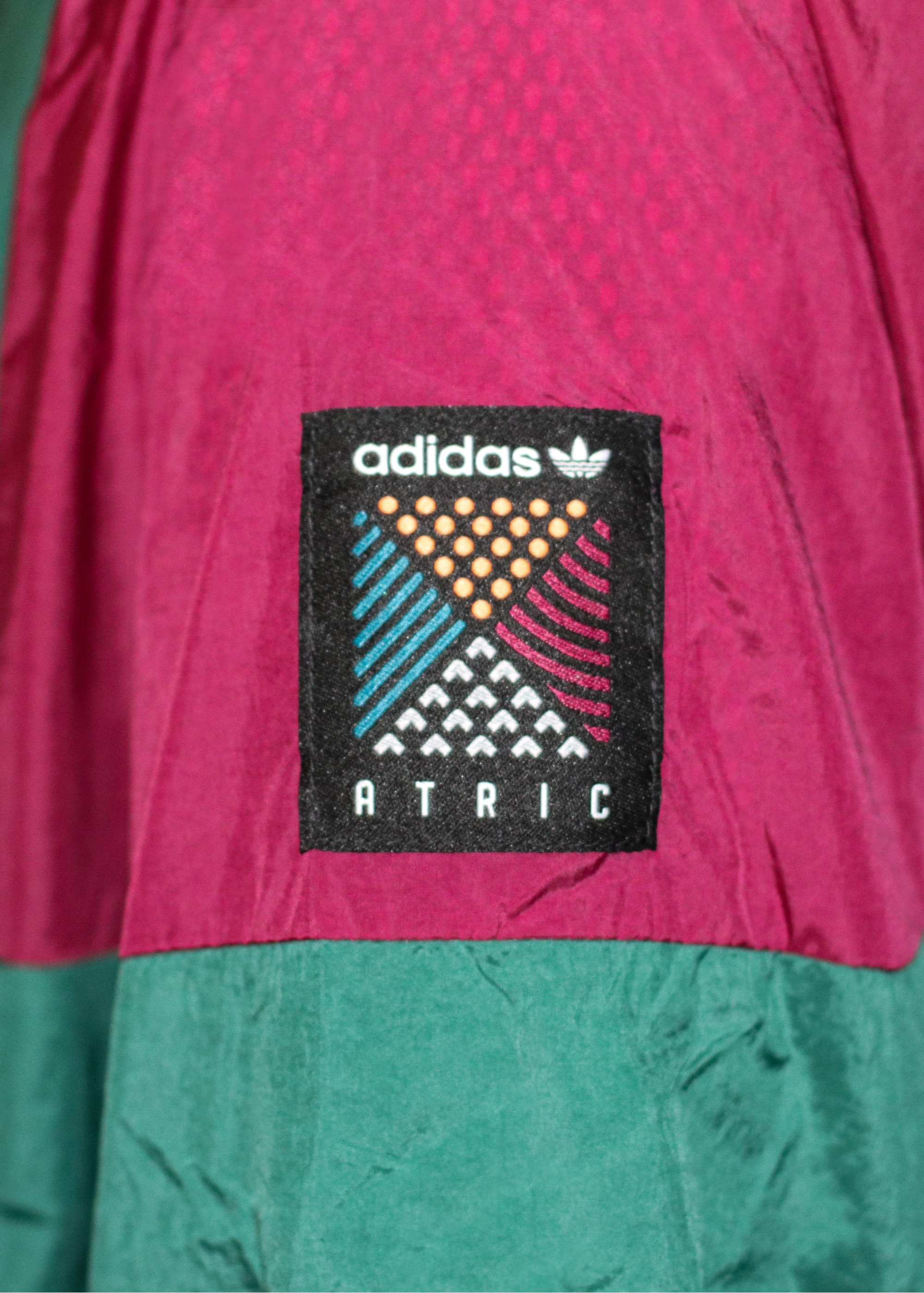 adidas Originals Apparel Atric Lite Vintage Jacket Green