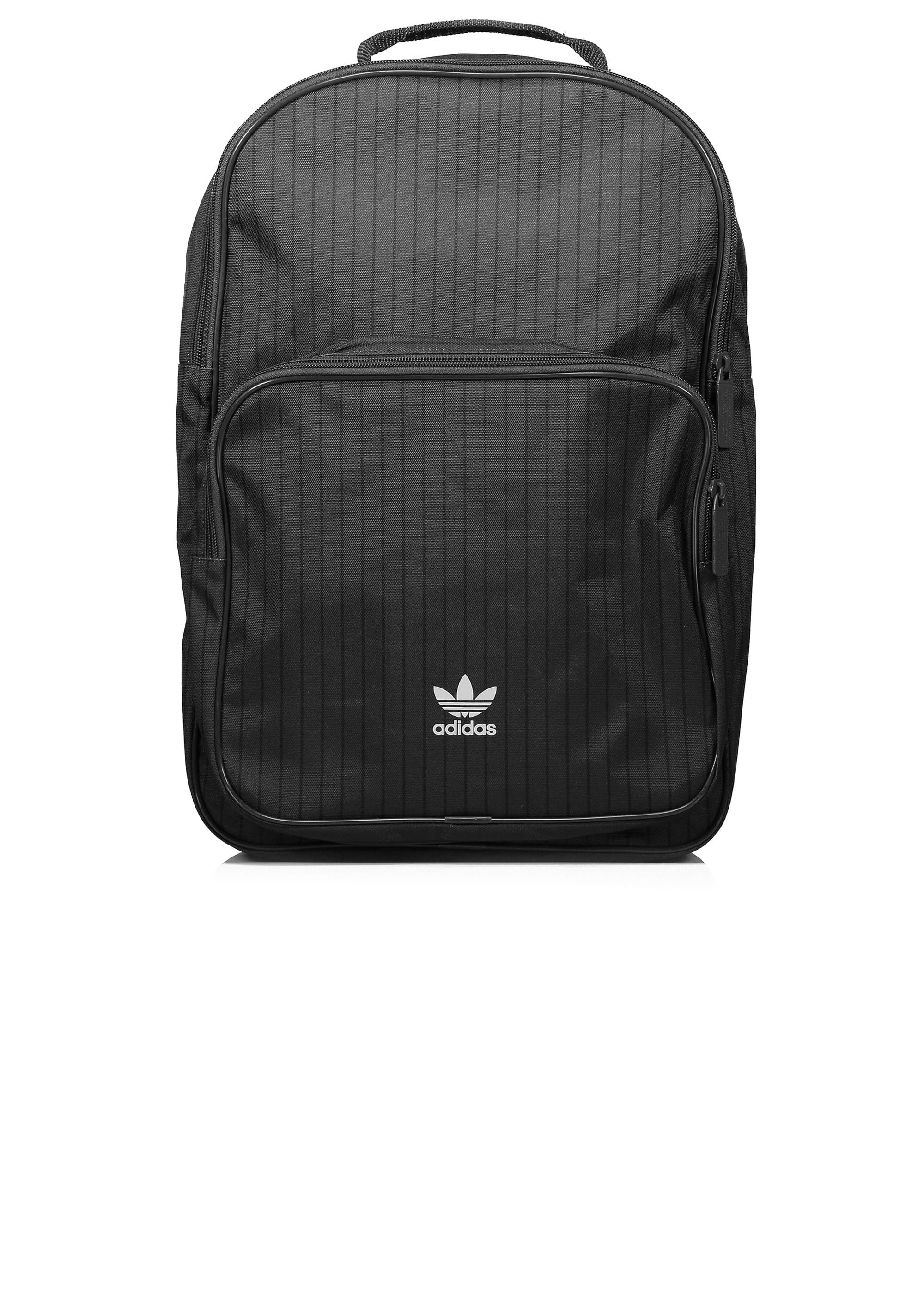 adidas Originals Apparel Classic Backpack - Carbon - Bags from Triads UK 4661bb2502987