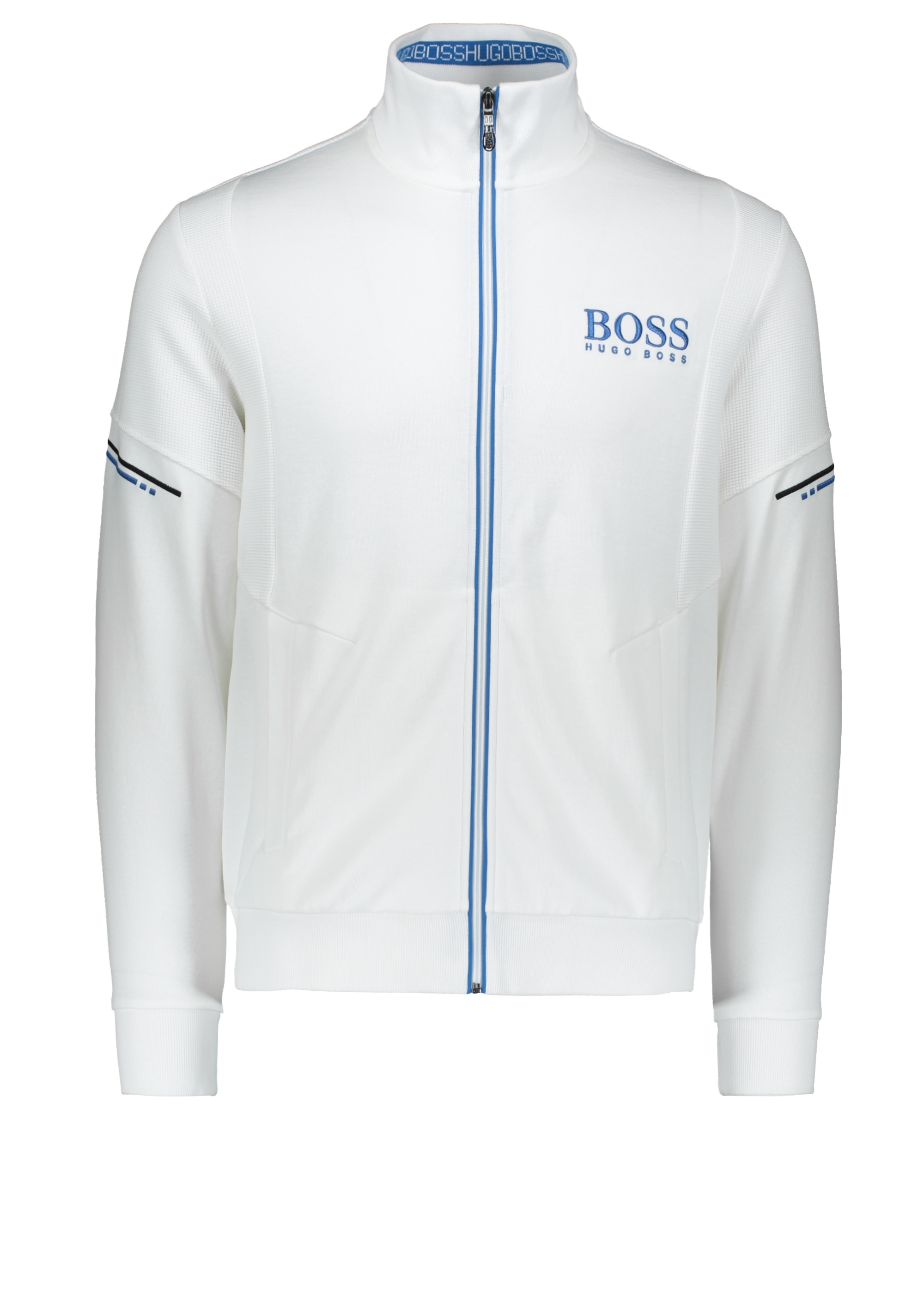 e0243171bef BOSS Skaz Track Top - White - Triads Mens from Triads UK