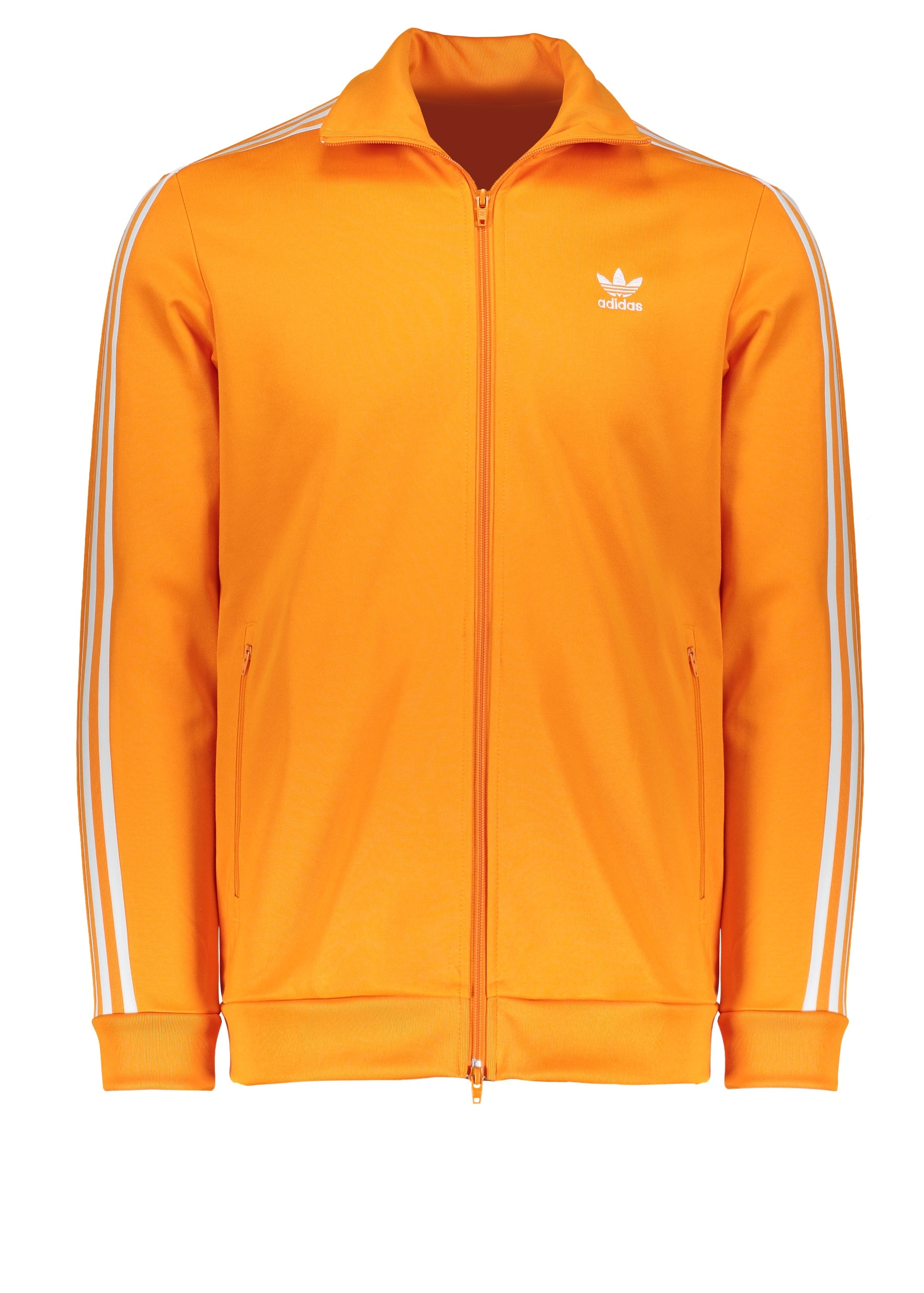 adidas Originals Apparel Beckenbauer Track Top Orange