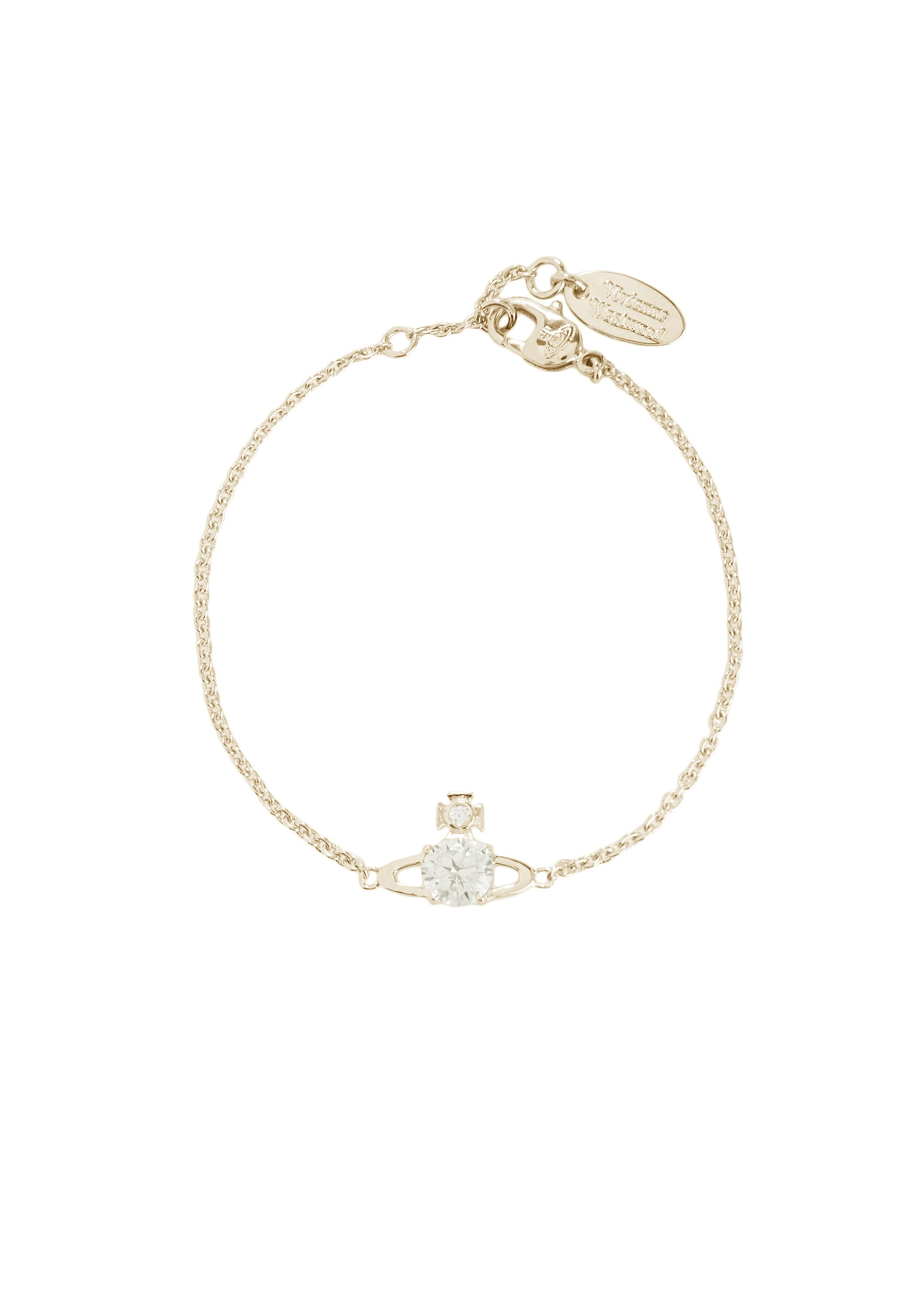 Vivienne Westwood Accessories Reina Small Bracelet Gold