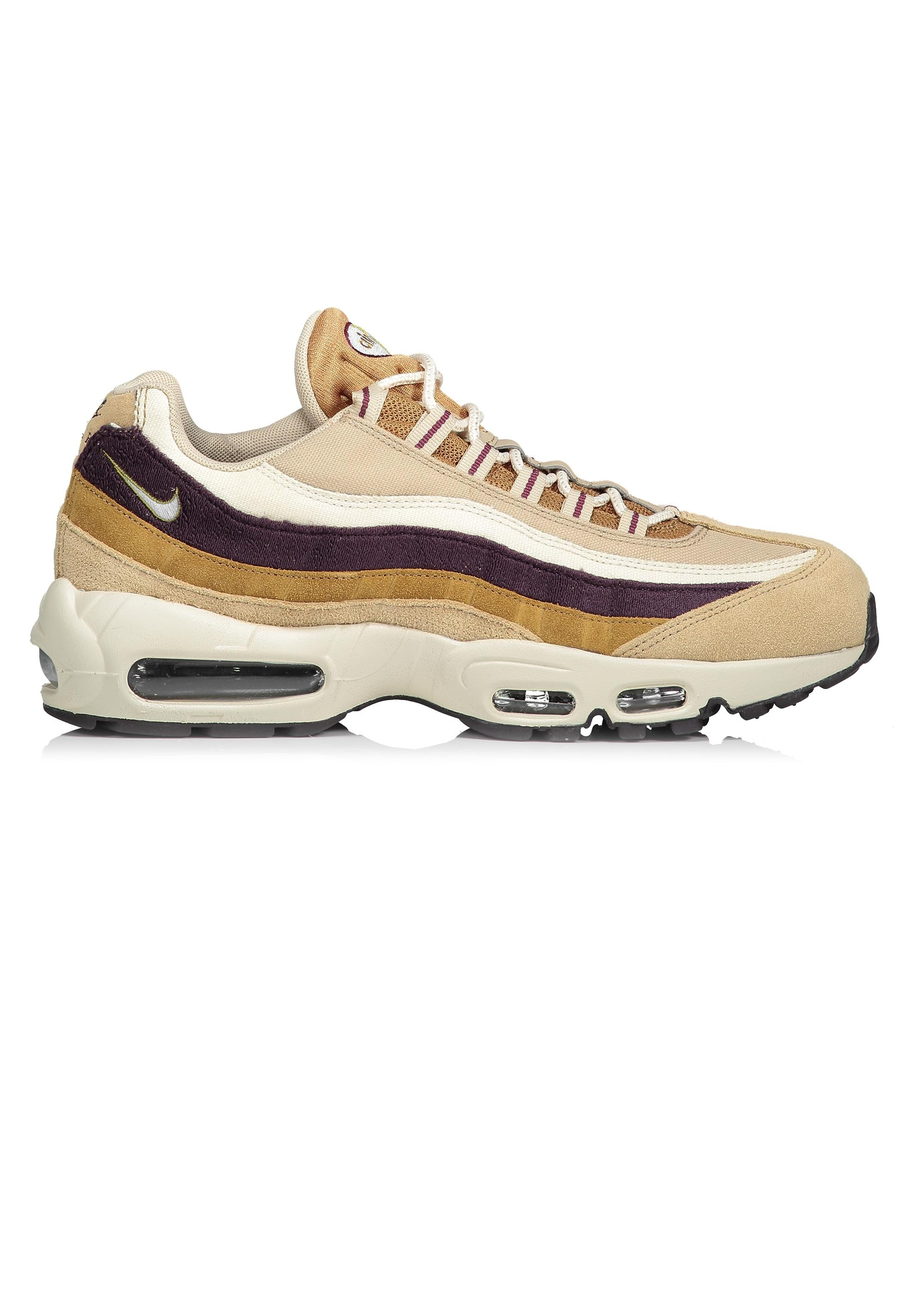 finest selection 59f1e 3671c Nike Footwear Air Max 95 PRM - Desert / Royal