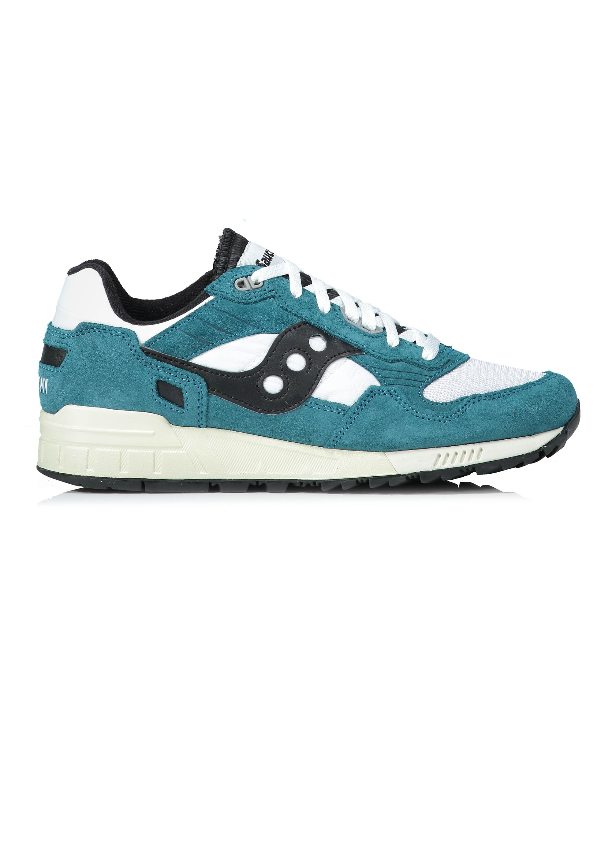 new arrival a6f86 e0672 Saucony Shadow 5000 Vintage - Teal / White