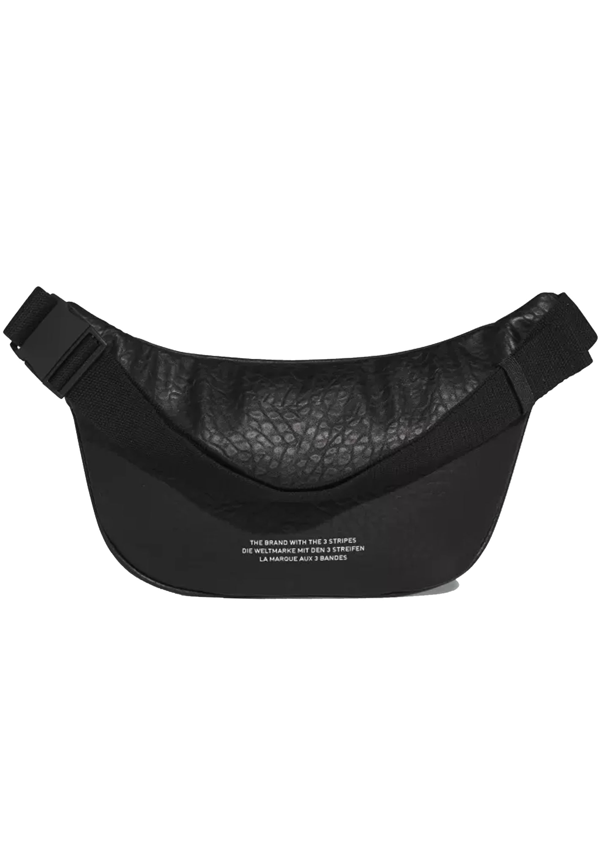 adidas Originals Apparel Bum Bag - Black - Bags from Triads UK 7bca4386f8d34
