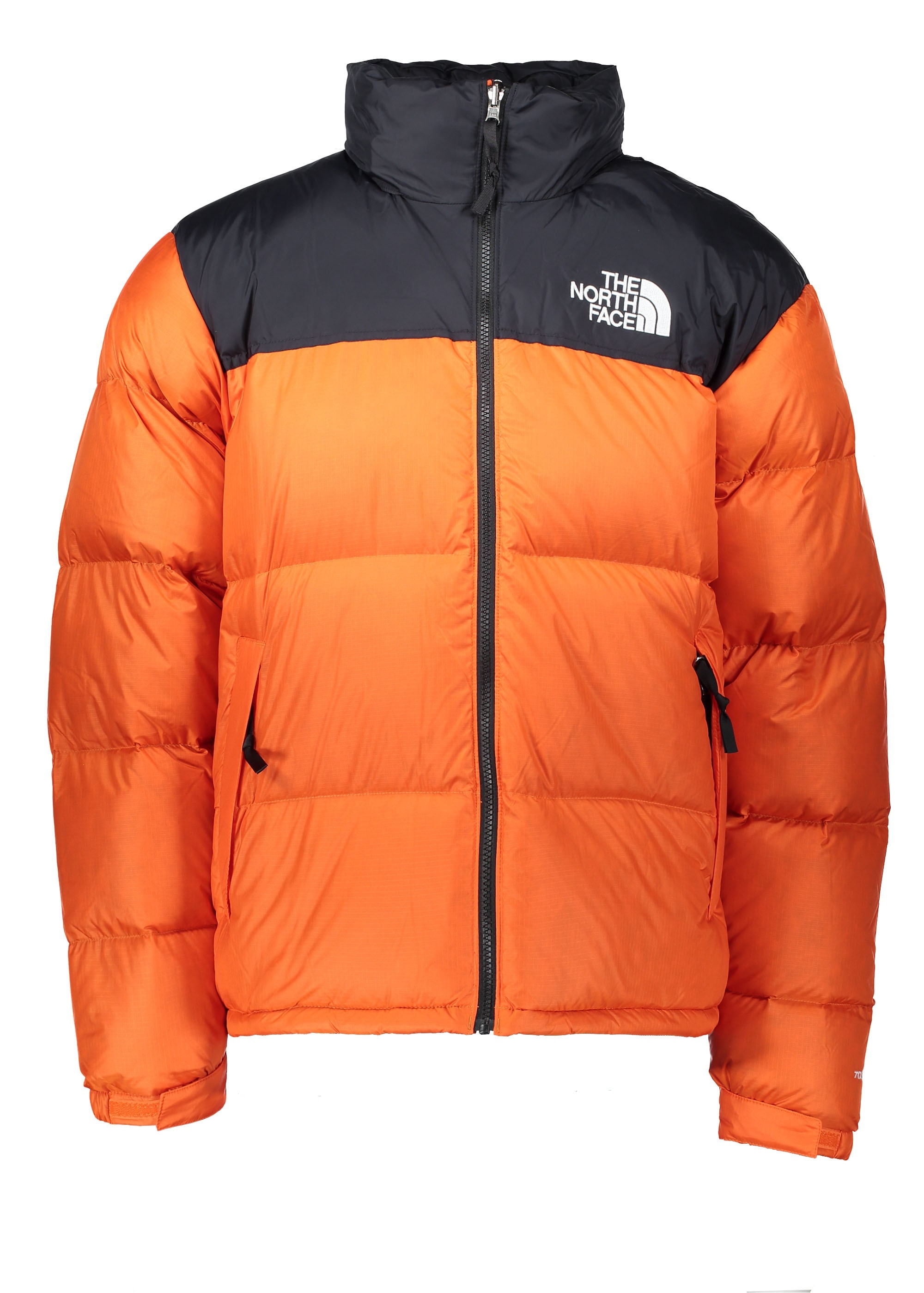 Efterstræbte The North Face 1996 RTO Nuptse Jacket - Persian Orange - Triads DD-88