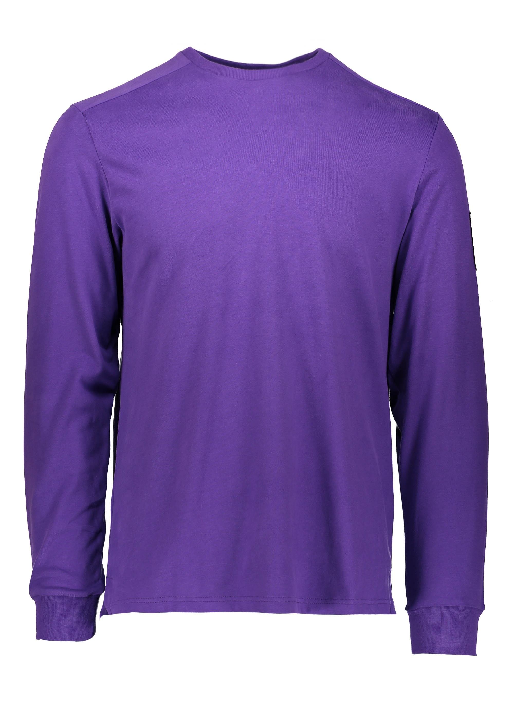 bfd2376c5 The North Face LS Fine 2 Tee - Purple