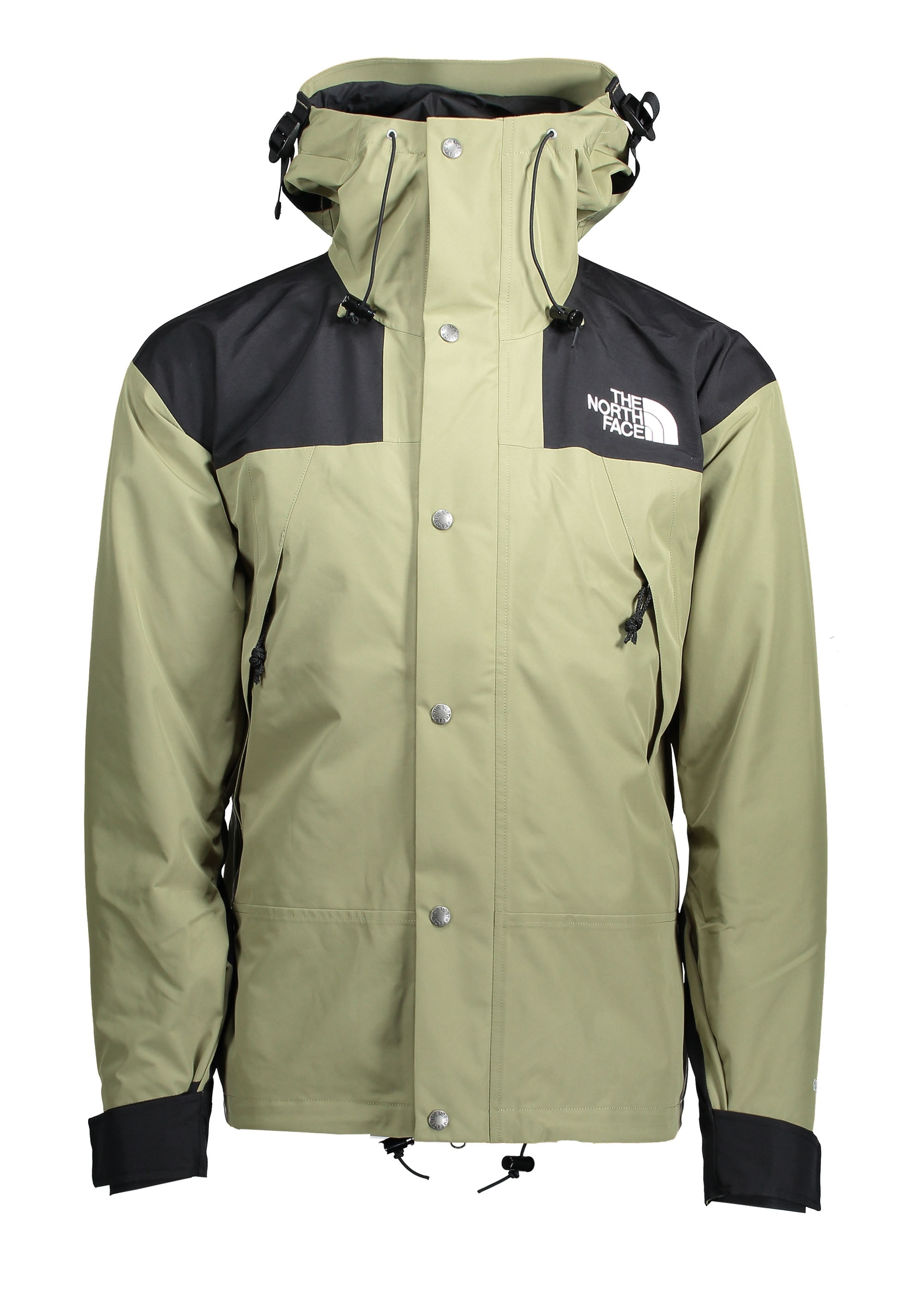 18604d60713e The North Face 1990 Mountain Jacket GTX - Tumbled Green - Triads ...