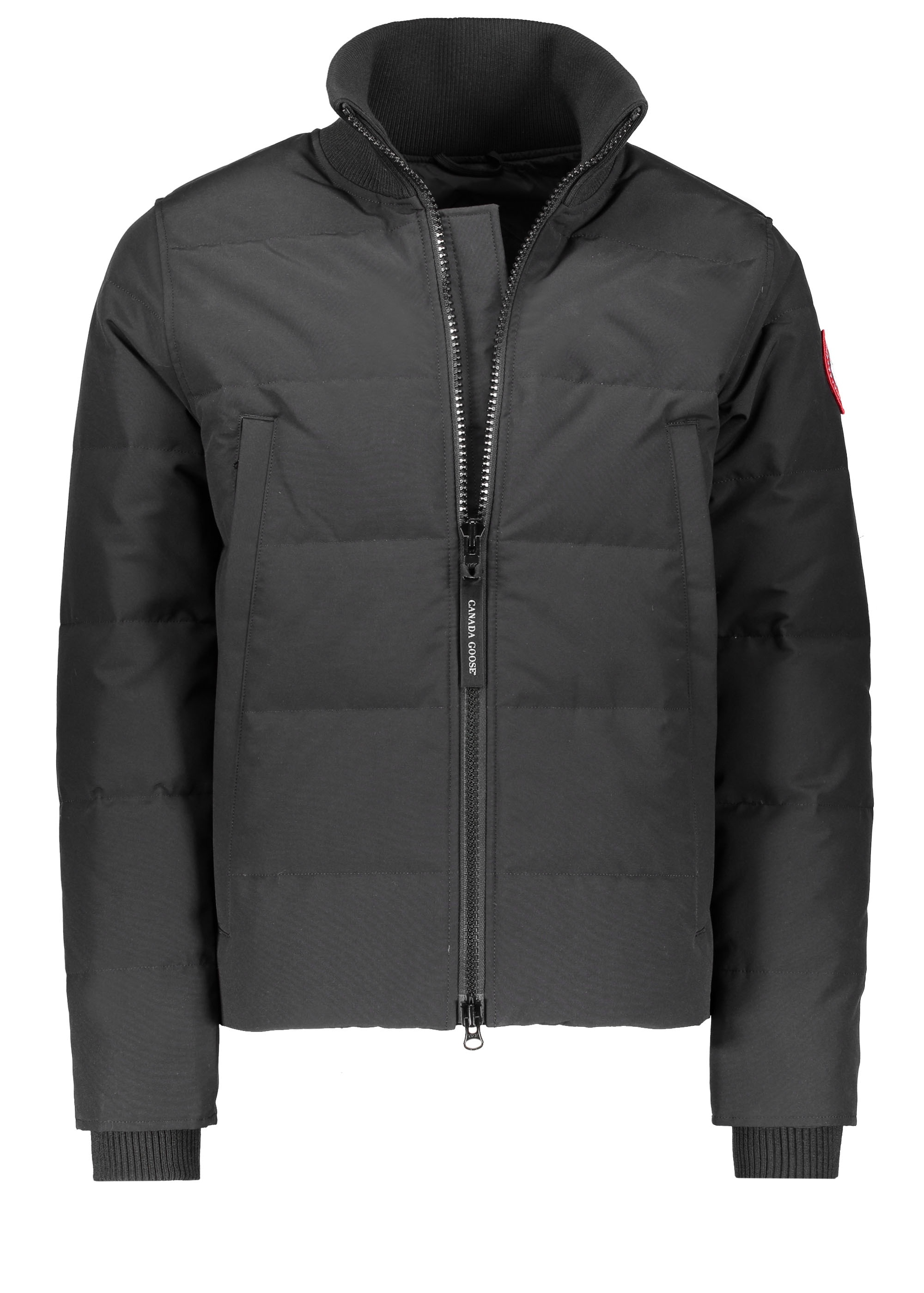 1e84bbf73f7 Canada Goose Woolford Jacket - Black - Jackets from Triads UK