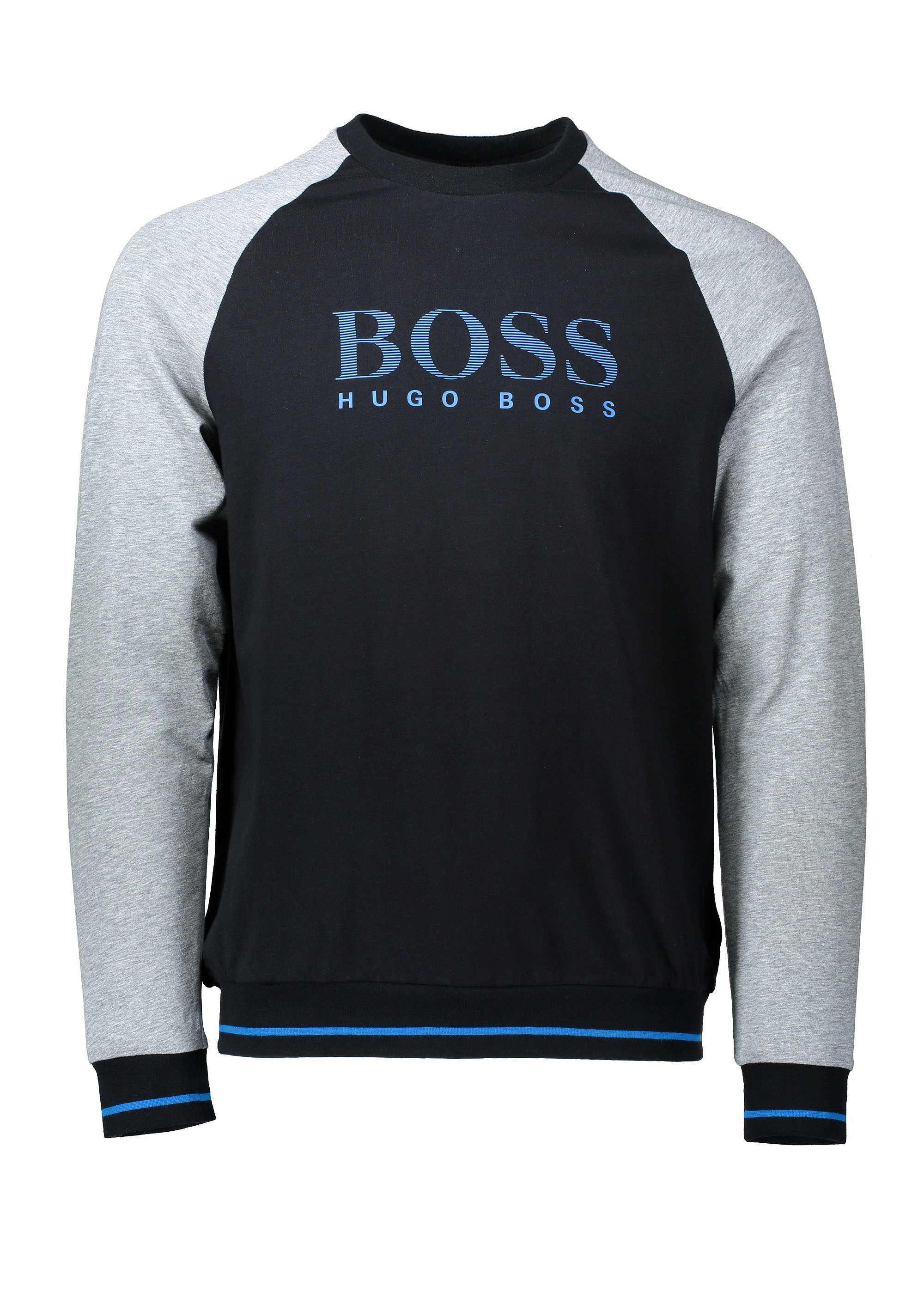 544bd5611 BOSS Authentic Sweatshirt - Black - Sweatshirts from Triads UK