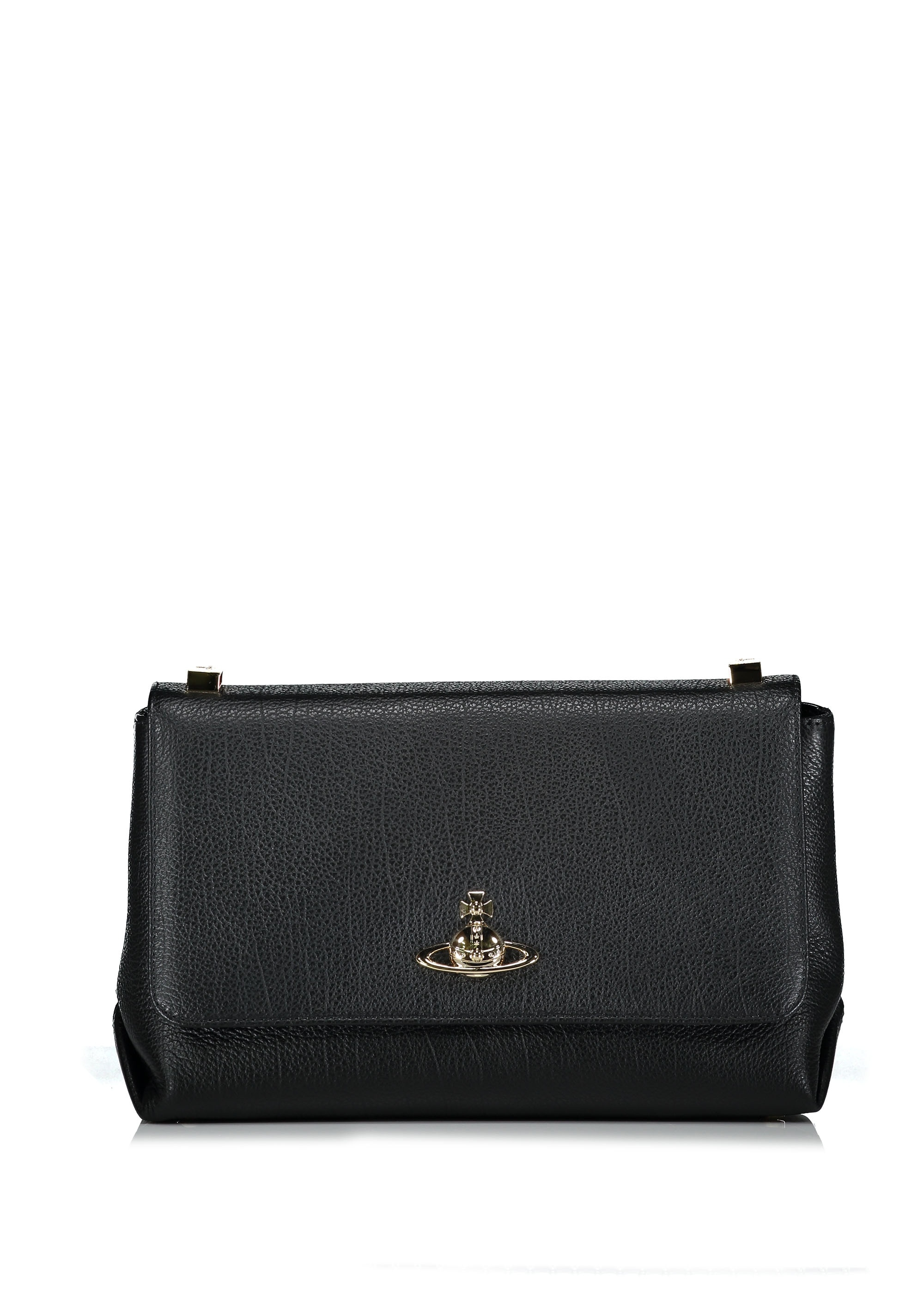 556609fe118 Vivienne Westwood Accessories Balmoral Large Bag - Black - Triads ...