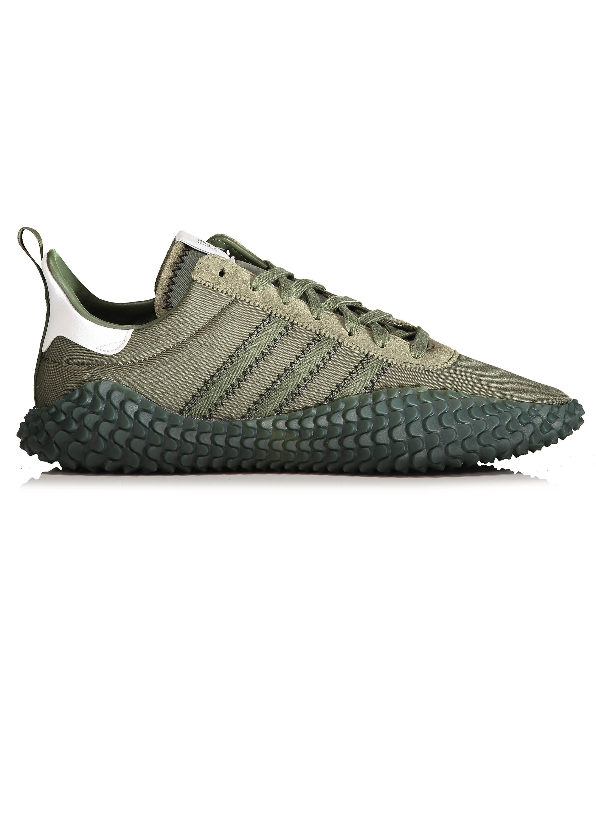 new style 03392 f28a6 adidas Originals by CP Company Kamanda - Cargo Green