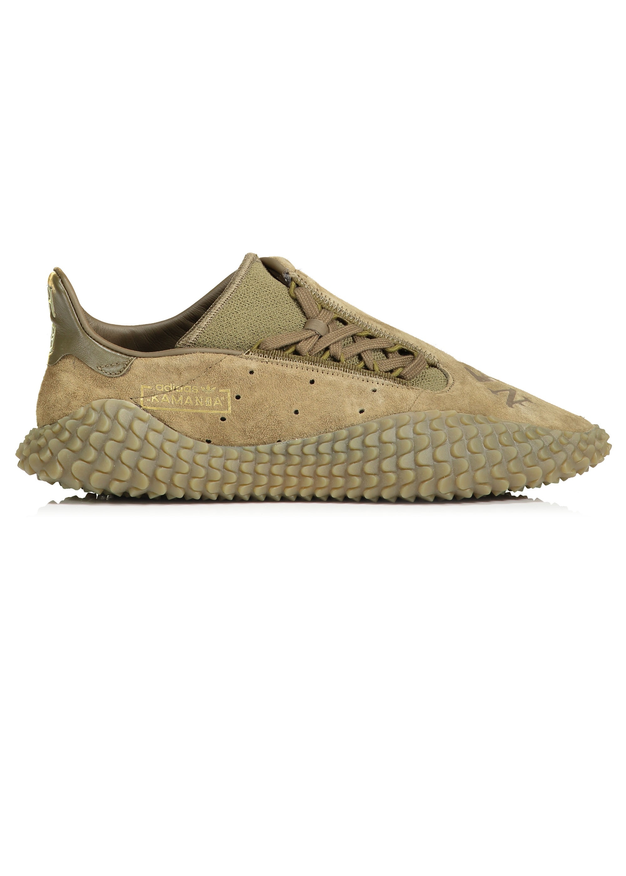 sports shoes a4bcf 1f8b6 adidas Originals x Neighborhood Kamanda 01 NBHD - Trace Olive