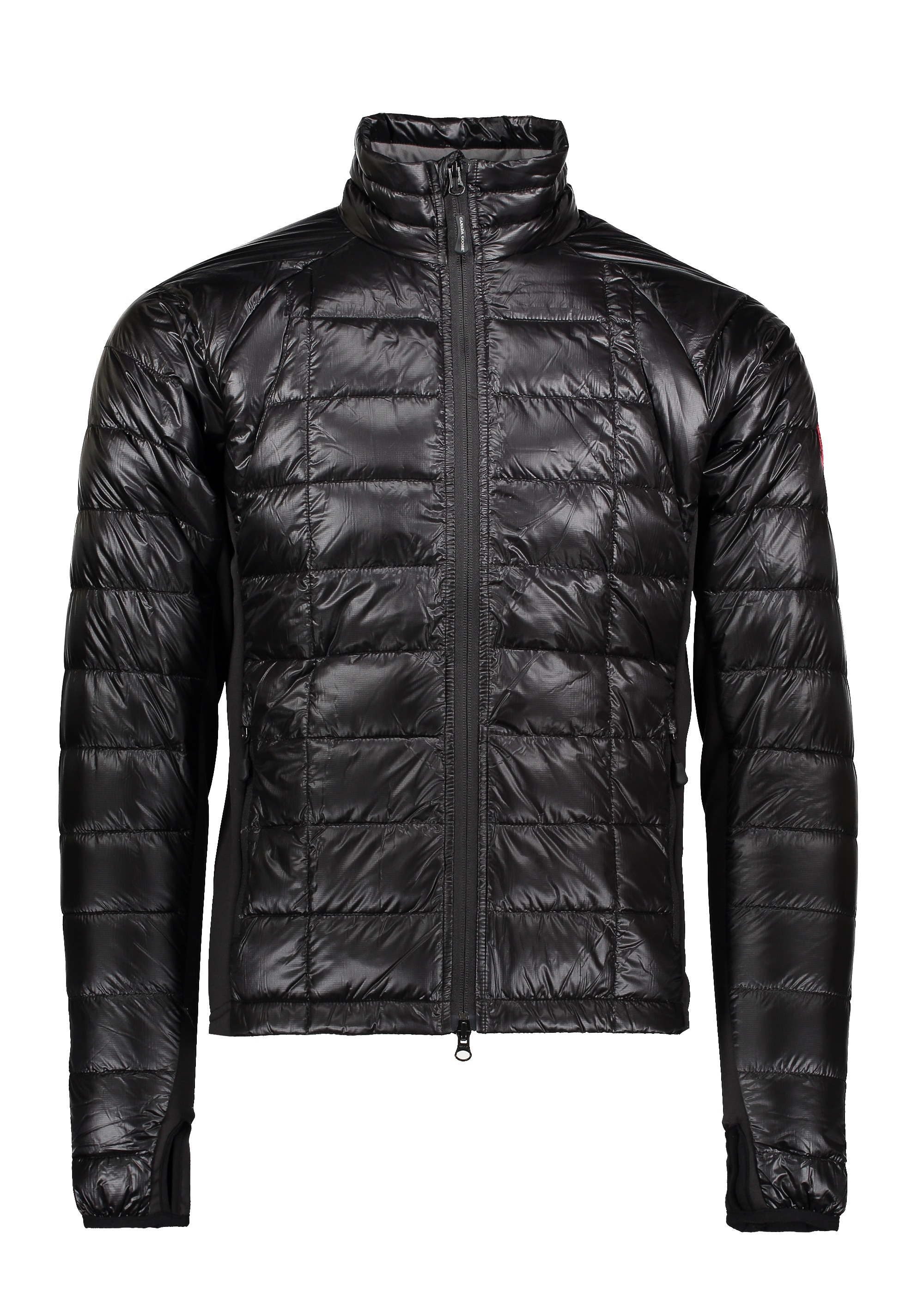 Canada Goose Hybridge Lite Jacket - Black / Graphite ... - photo#26