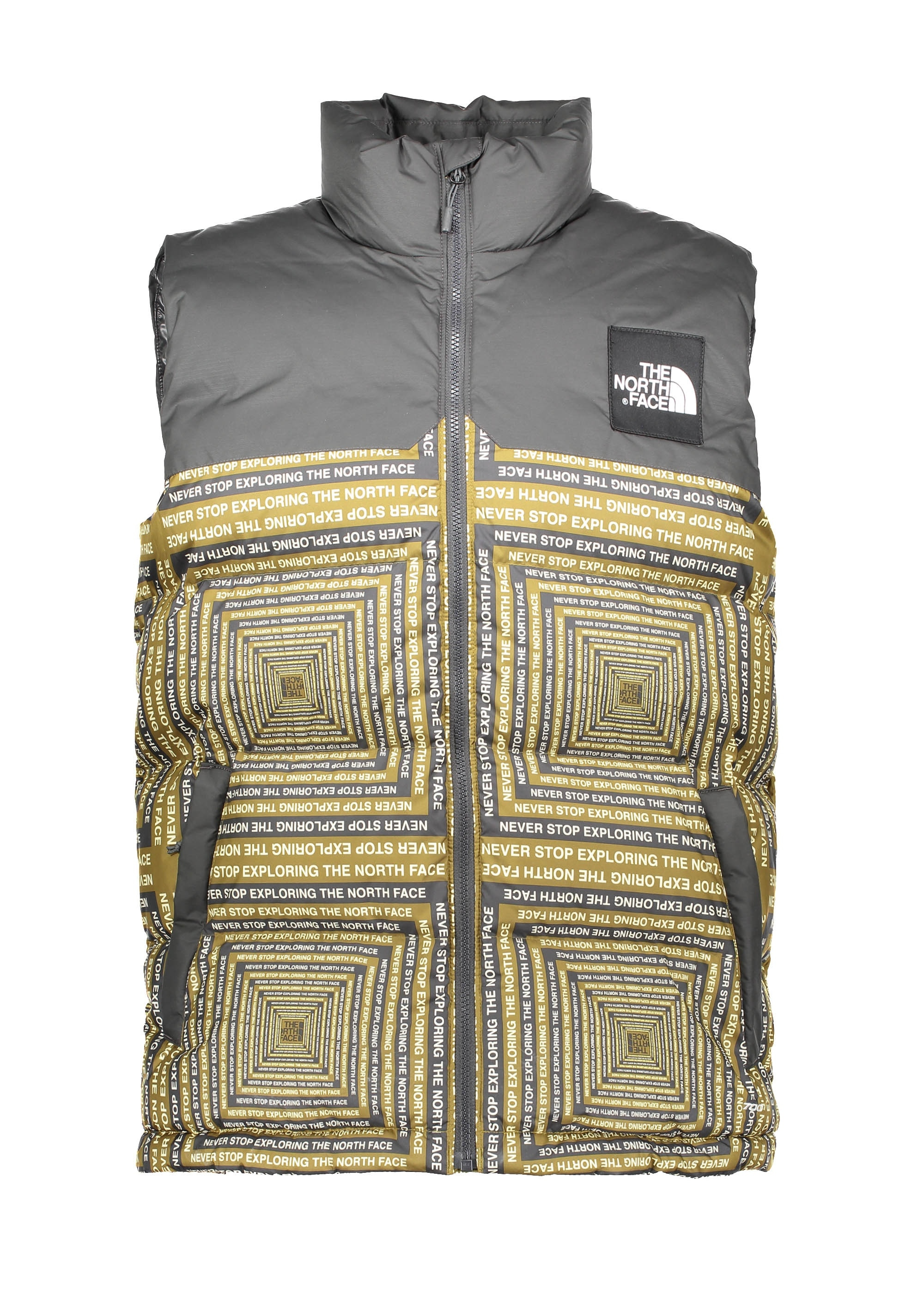 261670816737 The North Face 1992 Nuptse Vest - Fir Green - Triads Mens from Triads UK