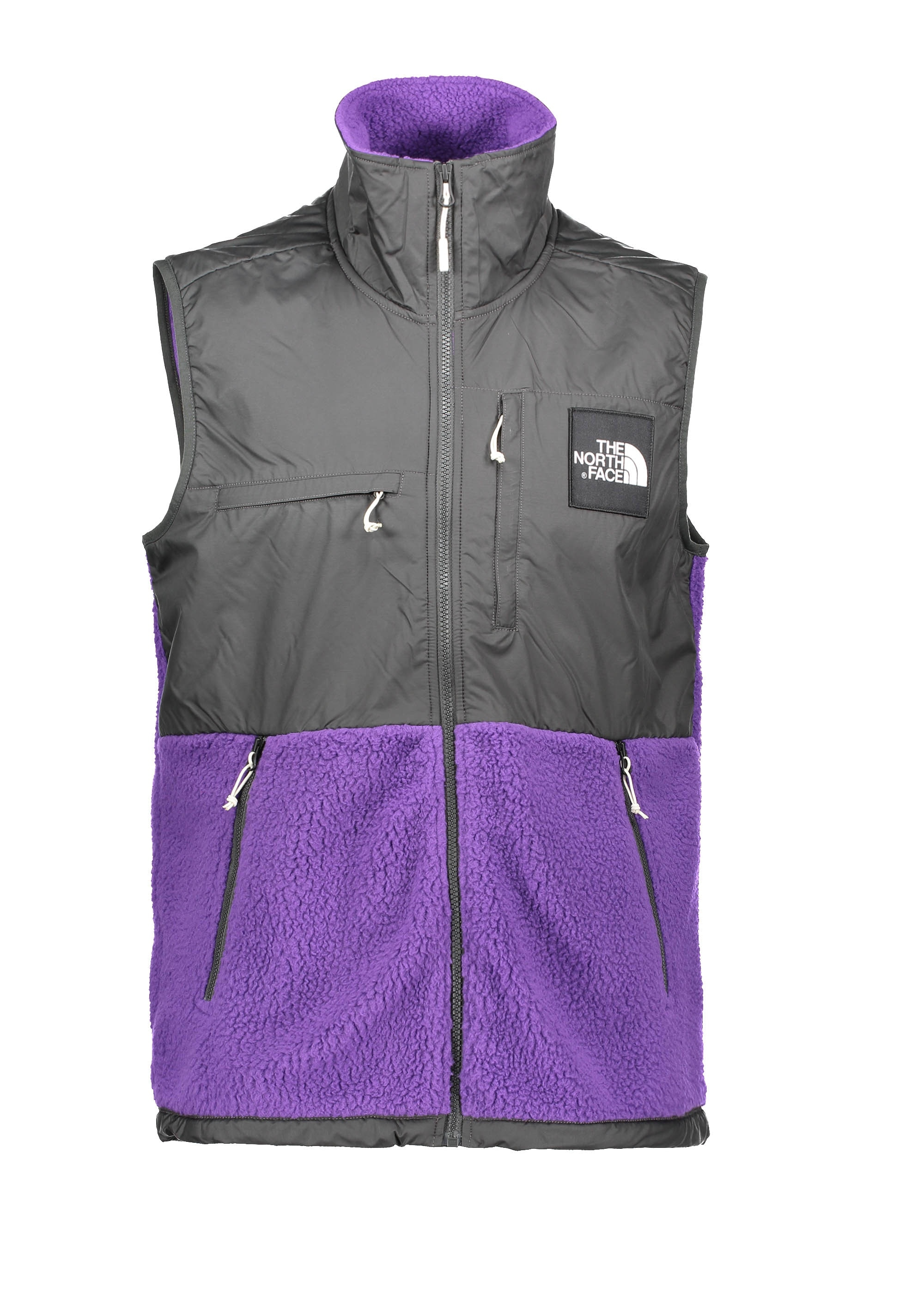 6e1e9dadab9d The North Face Denali Fleece Vest - Purple - Gilets from Triads UK