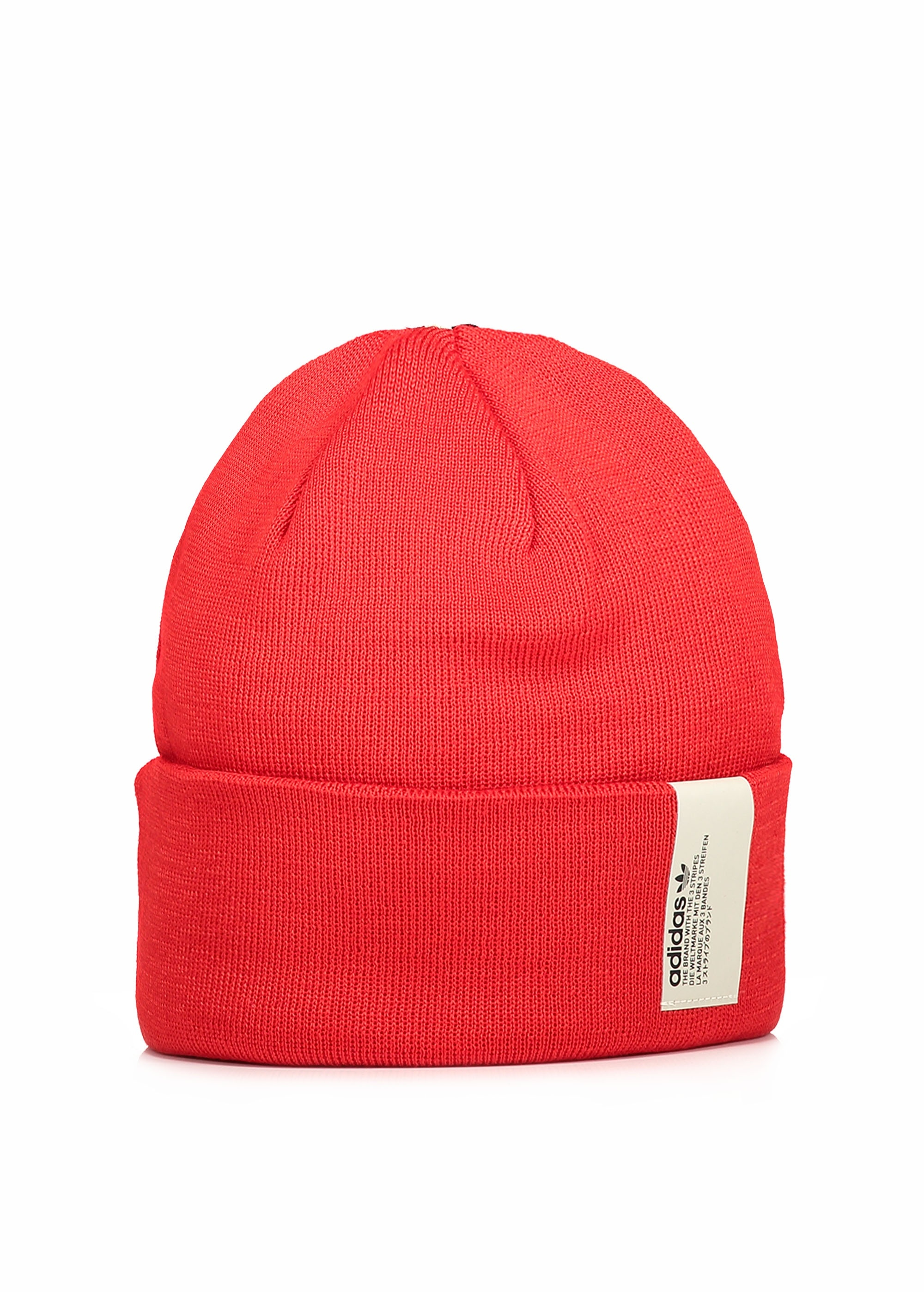 92fd4aec6b0 adidas Originals Apparel NMD Beanie - Red - Headwear from Triads UK