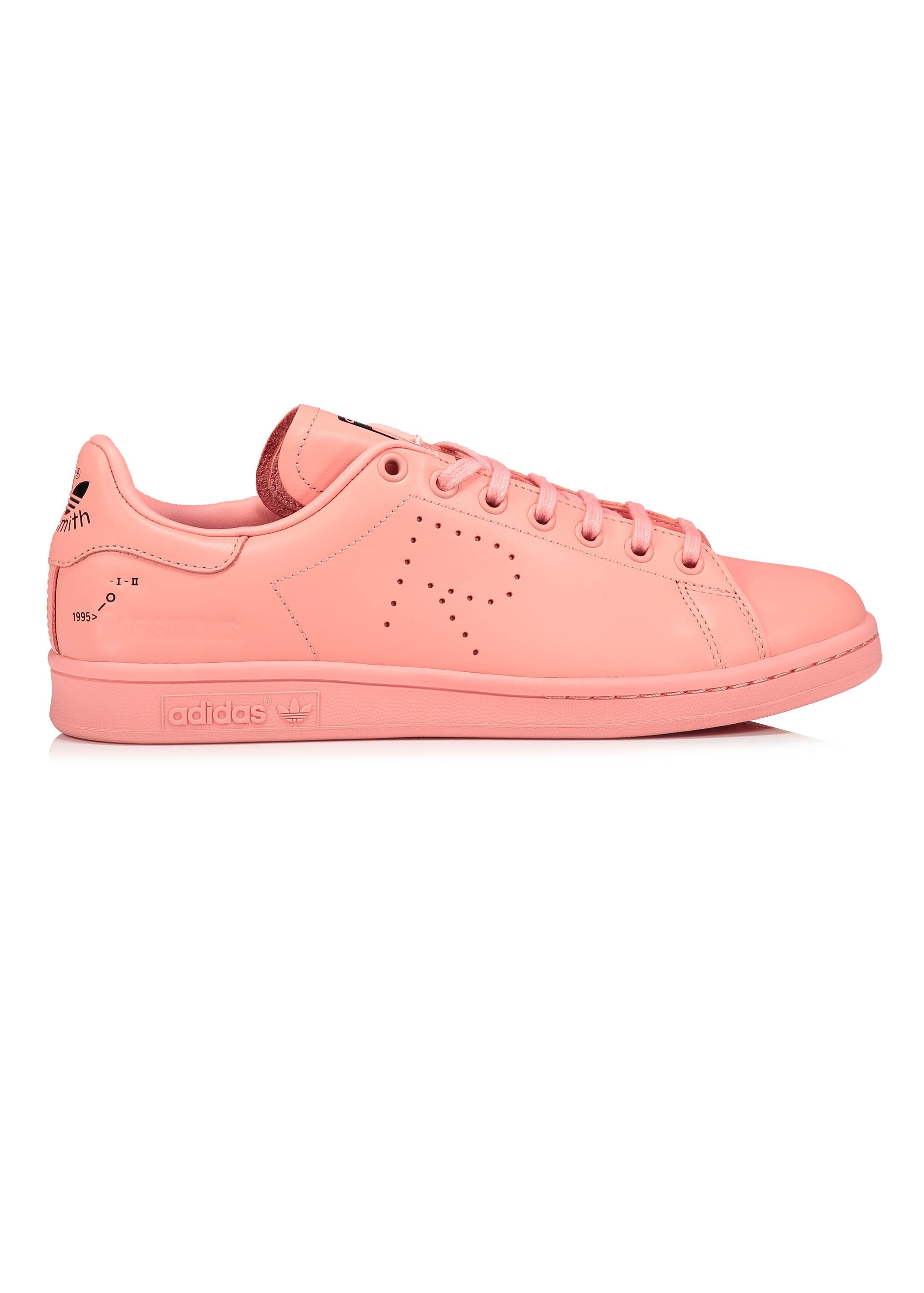 huge discount b2b94 b0480 adidas Originals by Raf Simons RS Stan Smith - Pink