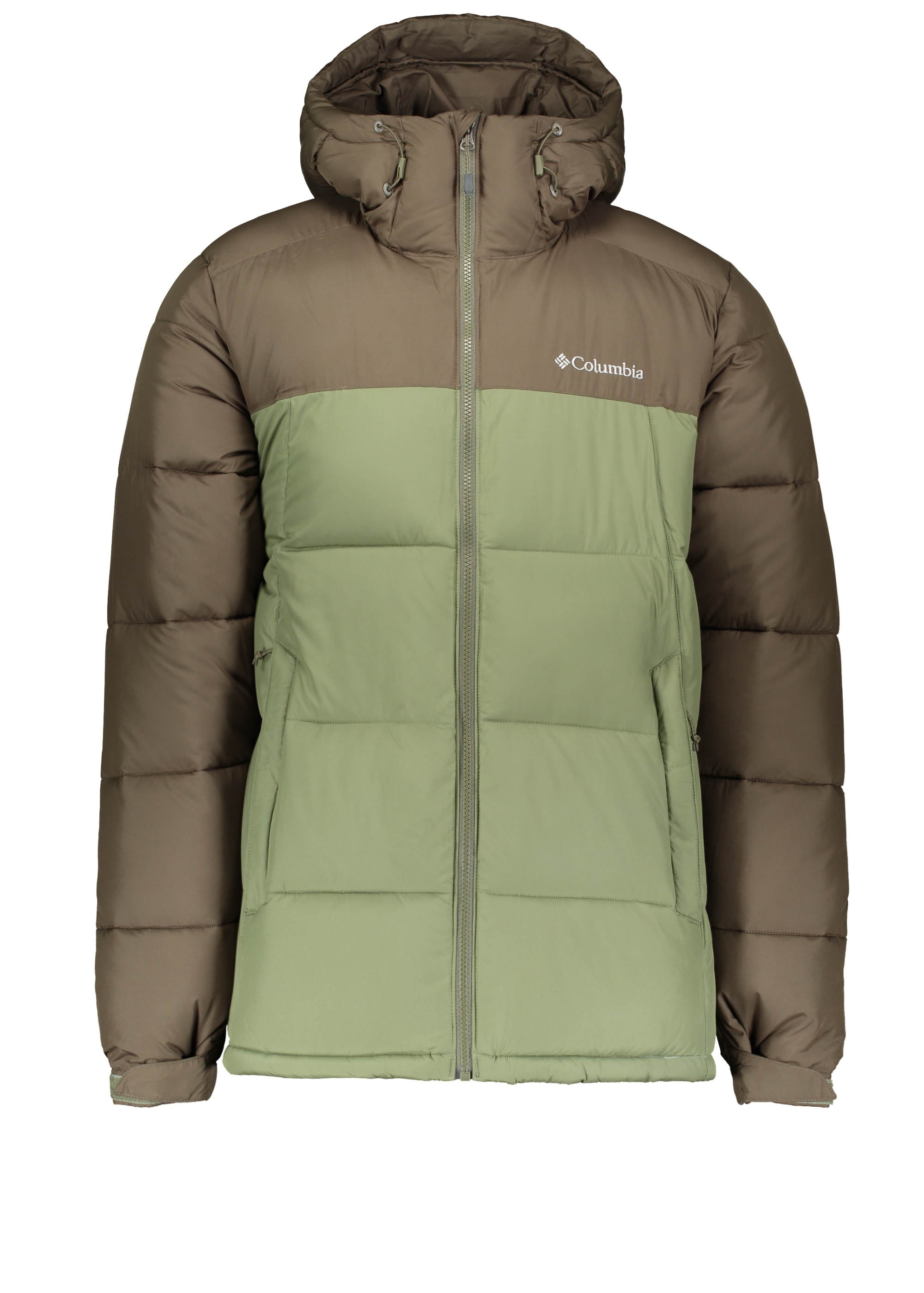8acc1f1587d1 Columbia Pike Lake Hooded Jacket - Peat Moss - Jackets from Triads UK