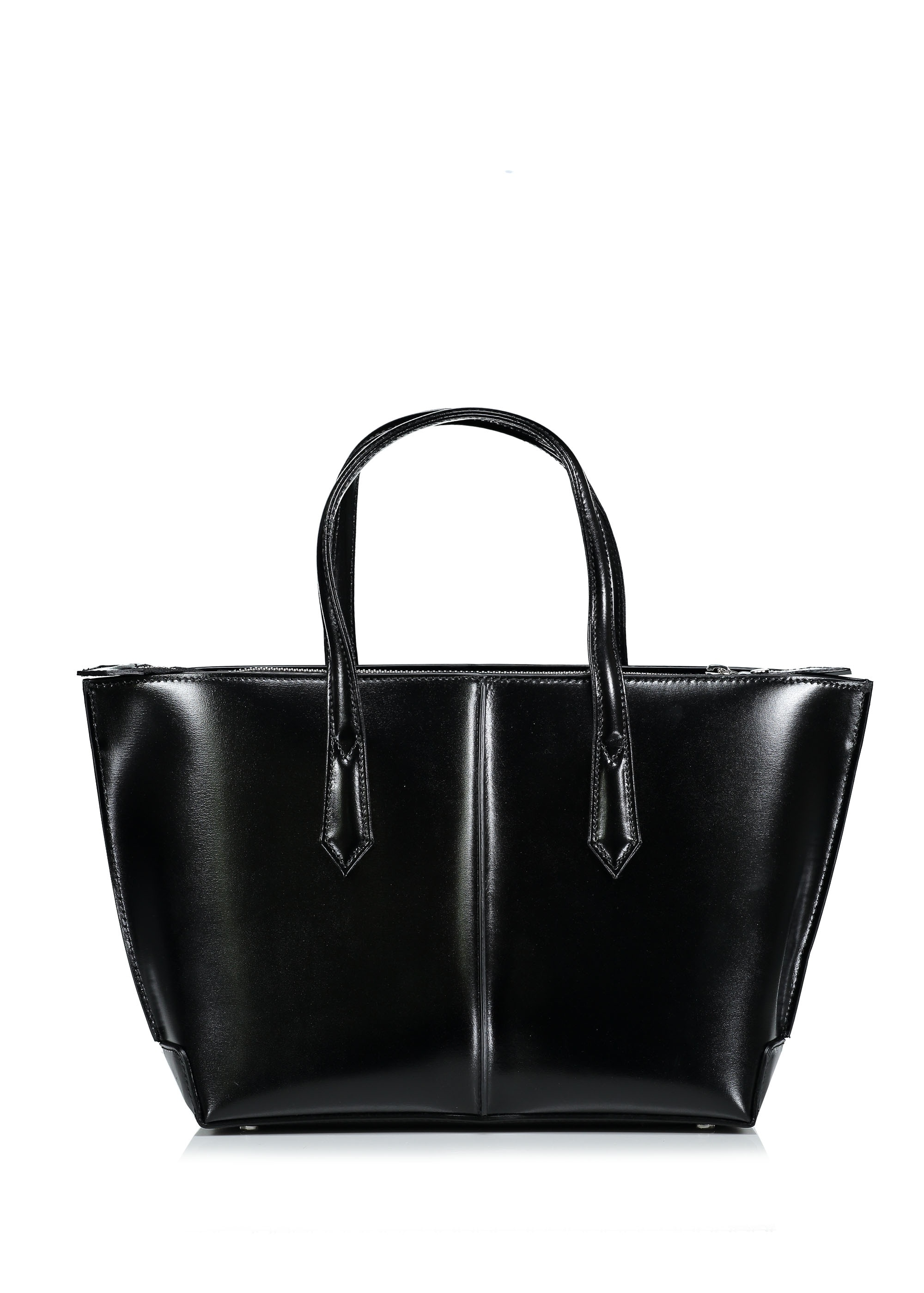 7e0511366e Vivienne Westwood Accessories Sarah Medium Shopper Bag - Black ...