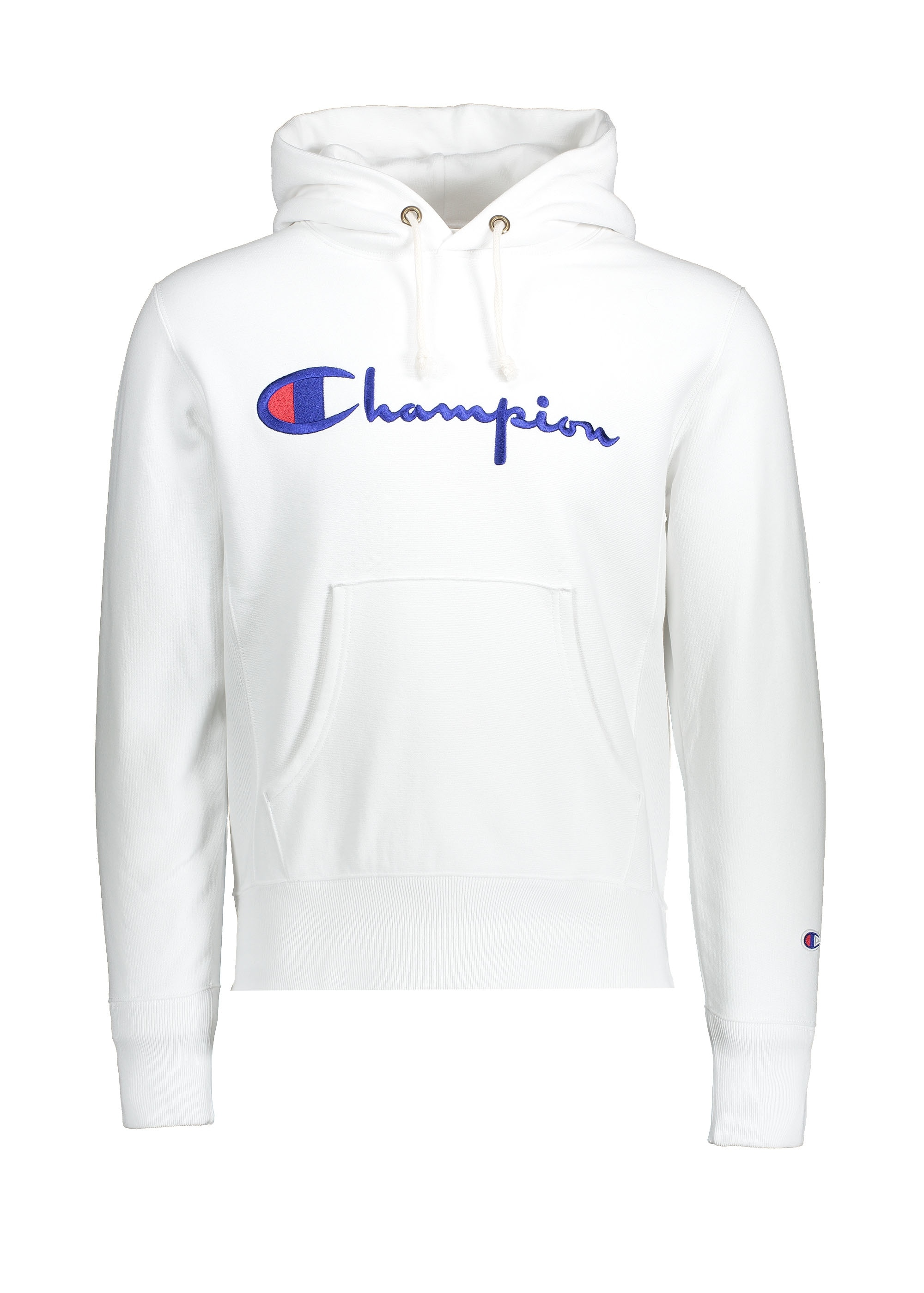 bb9ad1aa5bae Champion Hooded Sweatshirt - White - Hoodies from Triads UK