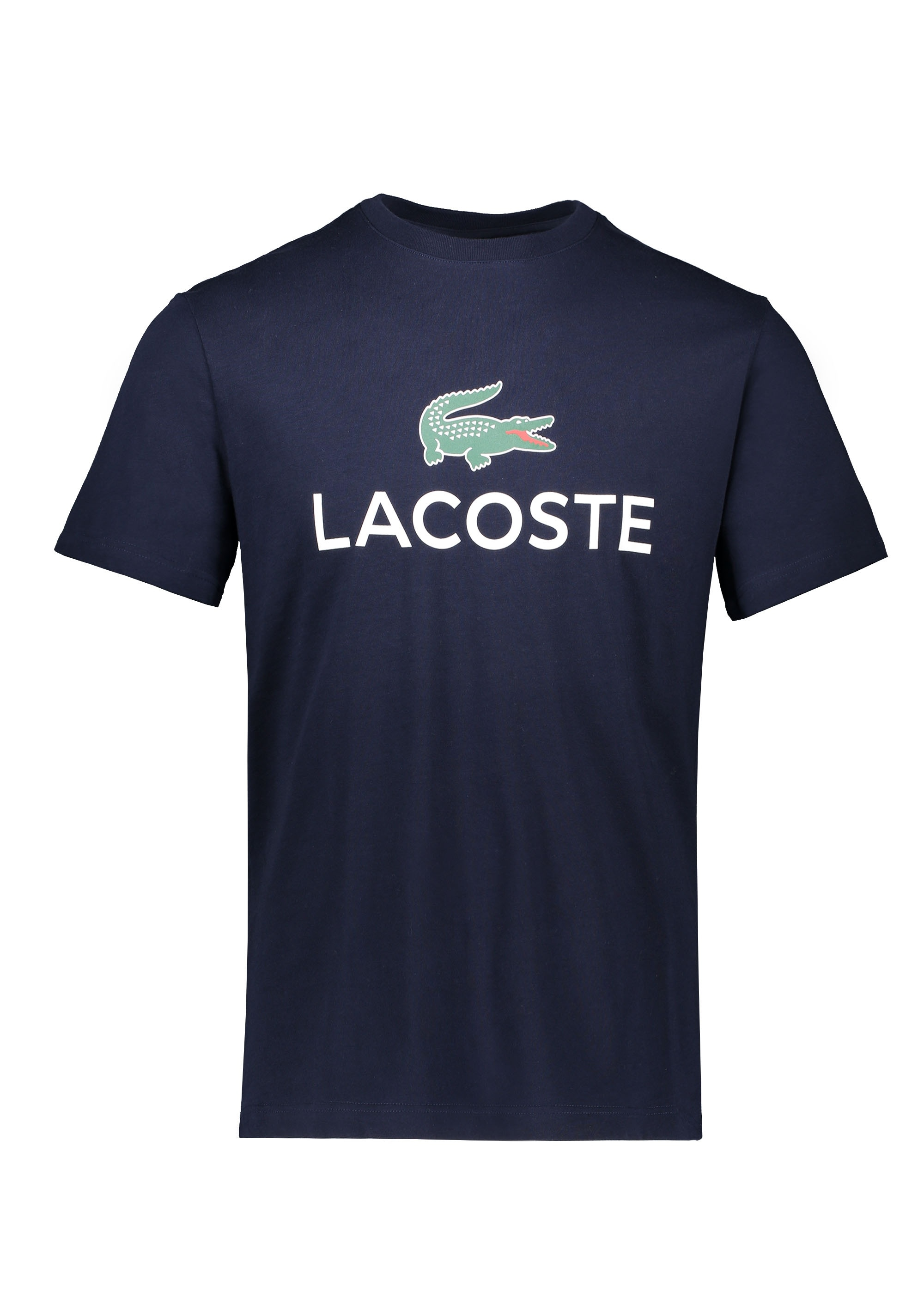 33418904 Lacoste Logo Tee - Navy Blue - T-shirts from Triads UK
