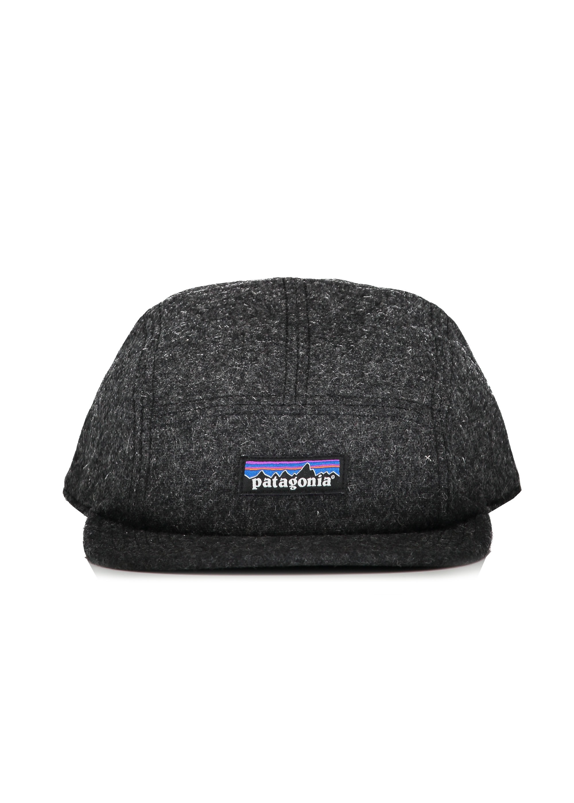 6d0d4d2f Patagonia Recycled Wool Cap - Forge Grey - Headwear from Triads UK