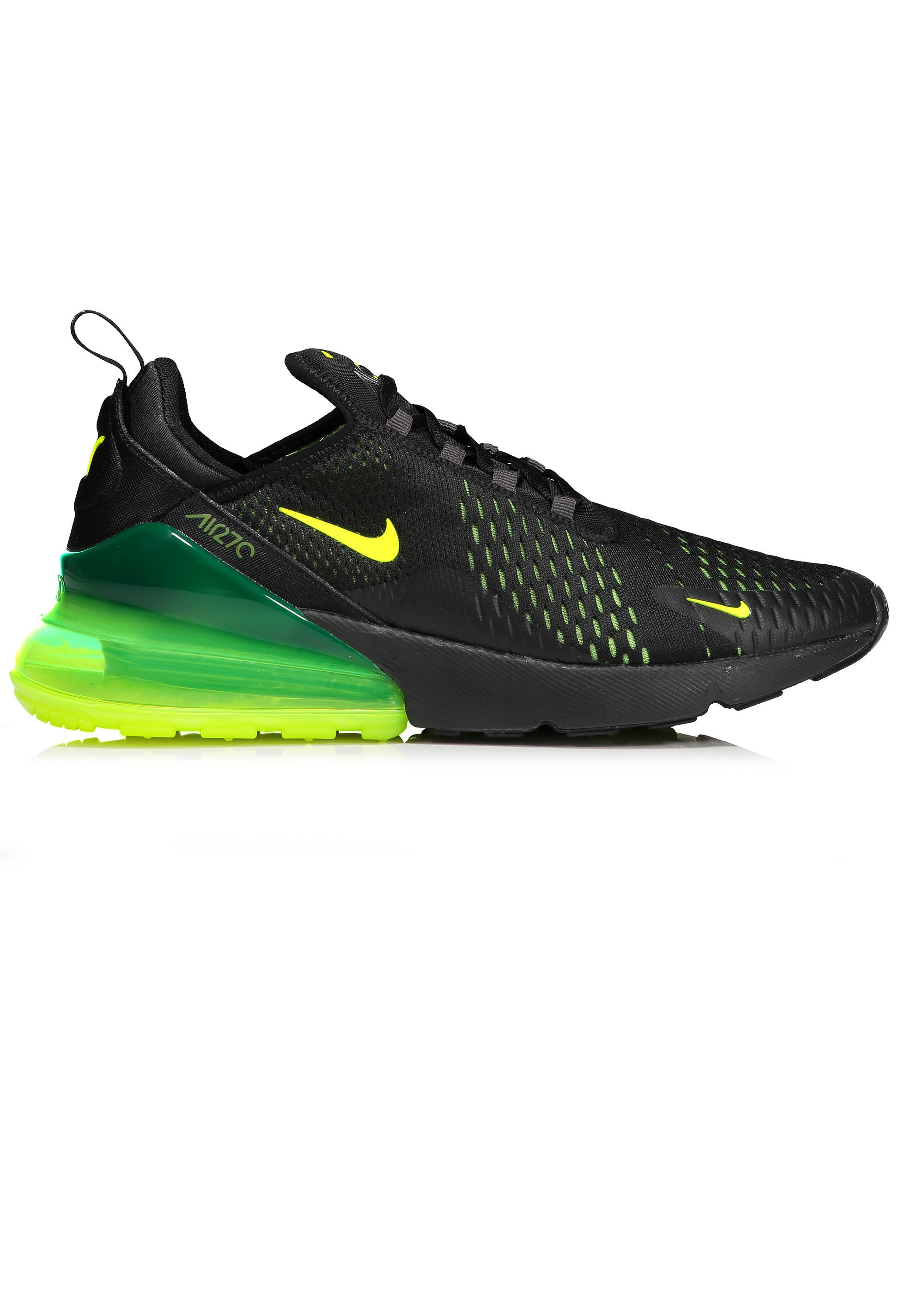 premium selection 7166d b6026 Nike Footwear Air Max 270 - Black / Volt
