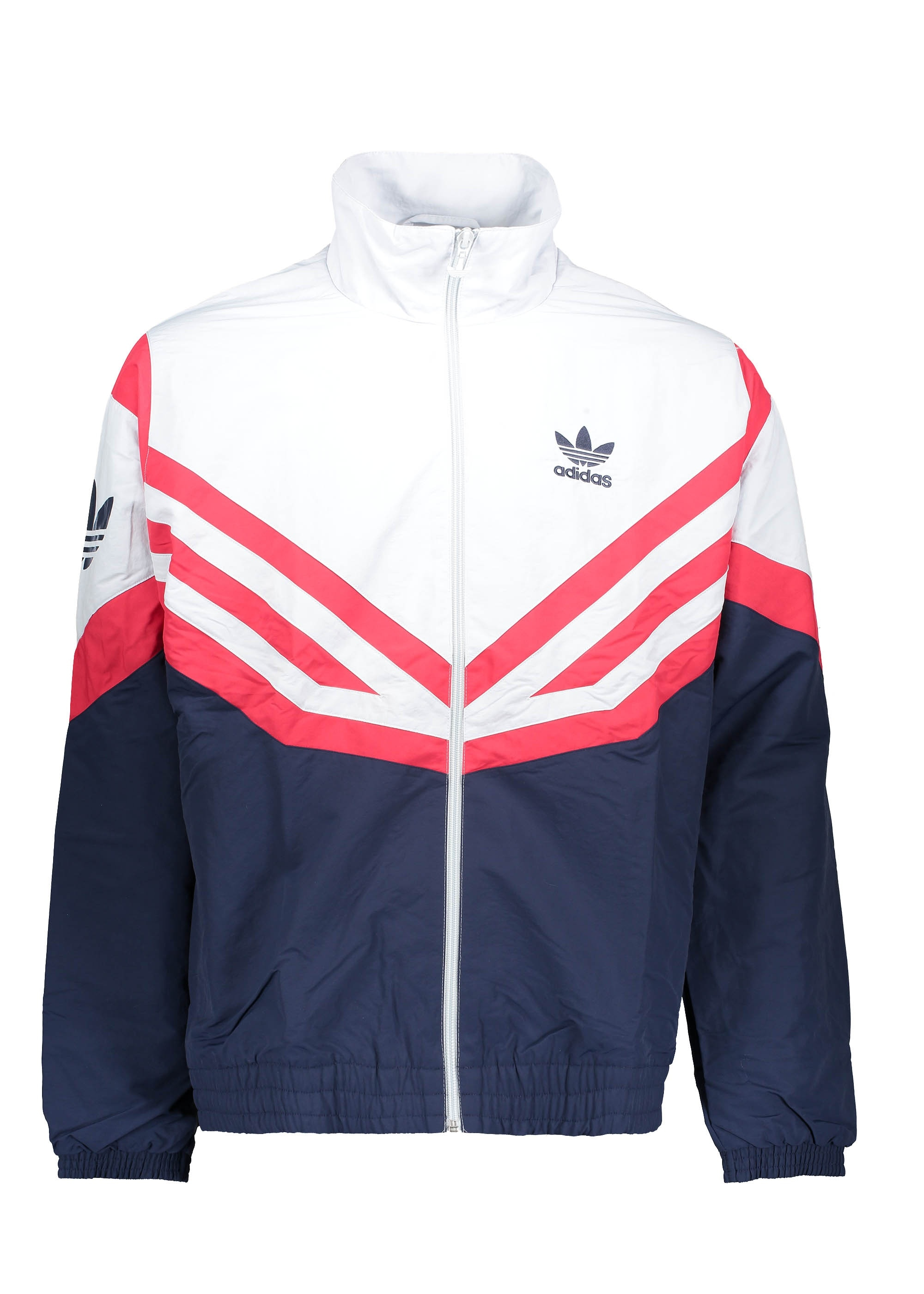 outlet on sale elegant shoes low price adidas Originals Apparel Sportivo Track Top - Navy / Grey
