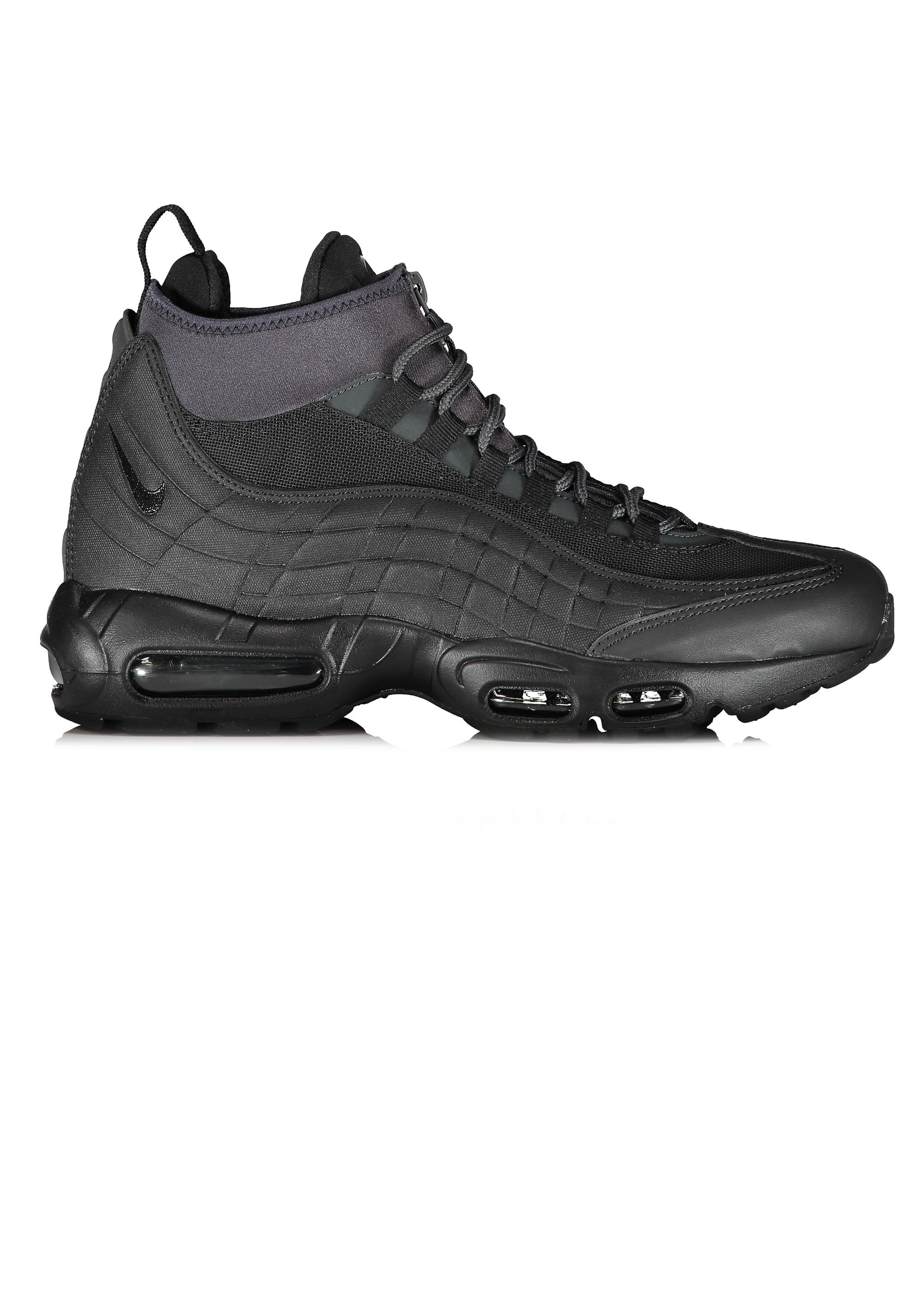 the latest 643cd 54bde Nike Footwear Air Max 95 Sneakerboot - Black