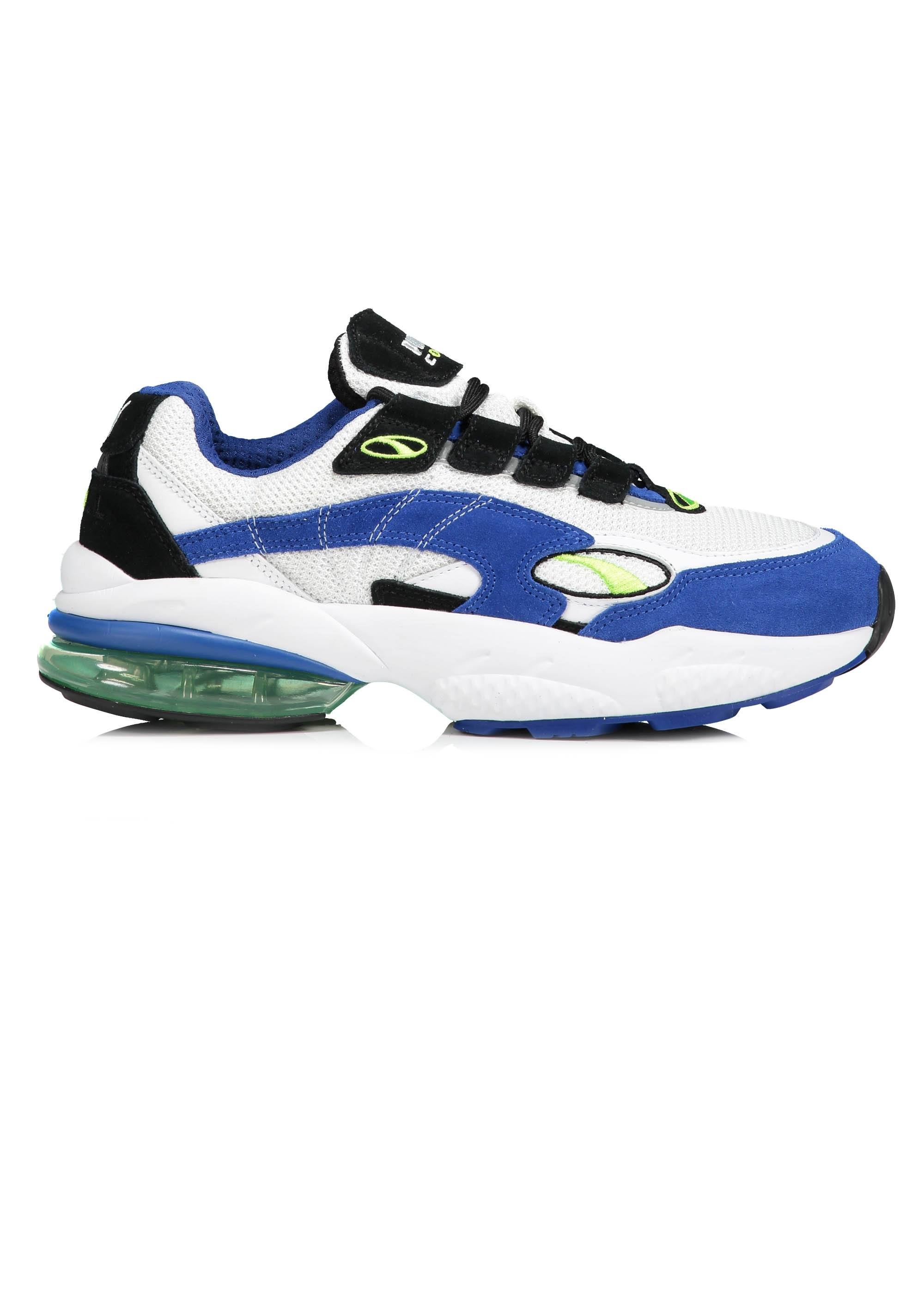 Puma Cell Venom - White   Blue - Trainers from Triads UK f3dfcdda88b7
