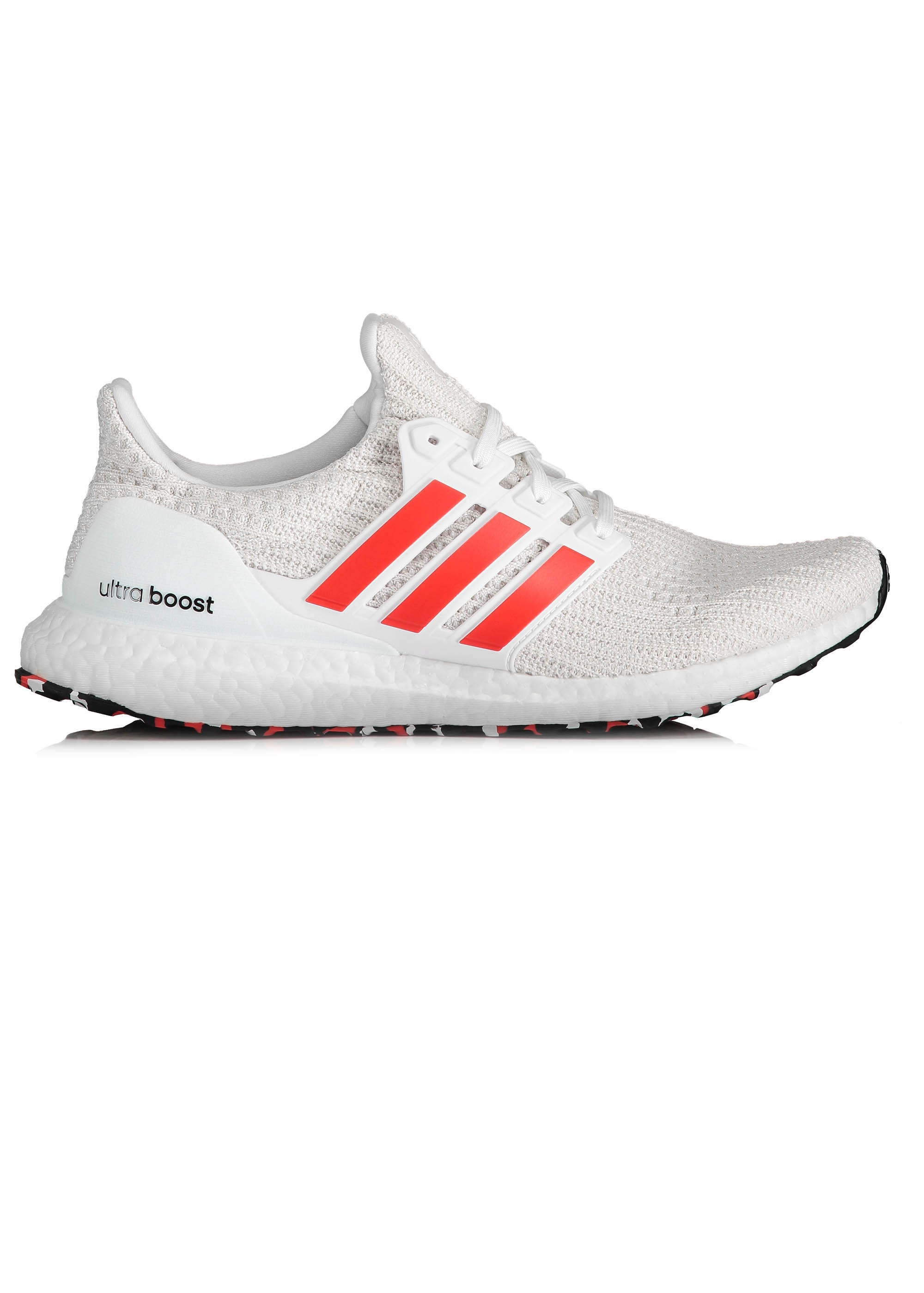 best sell good out x presenting Ultraboost - White / Active Red