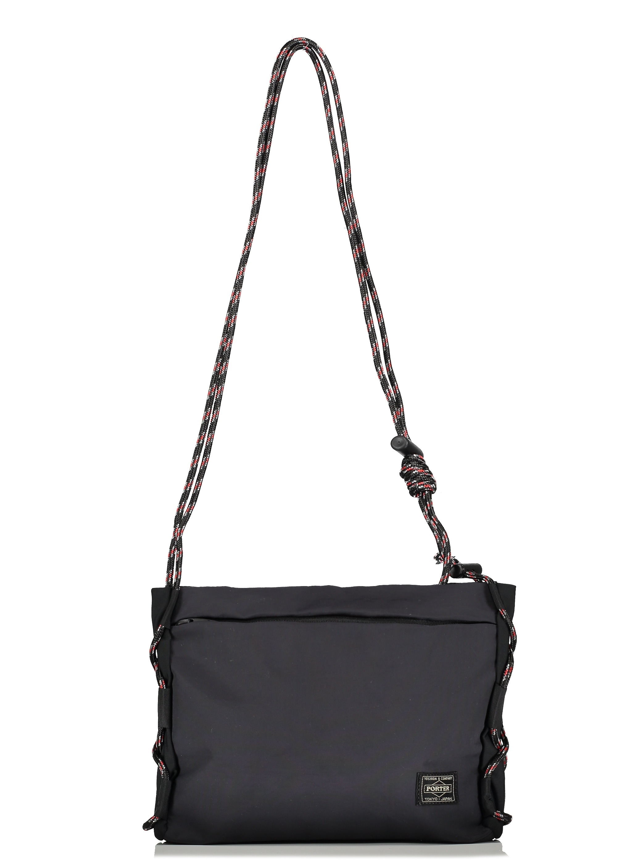 bee574c76898 White Mountaineering x Porter Musette Bag - Black - Bags from Triads UK
