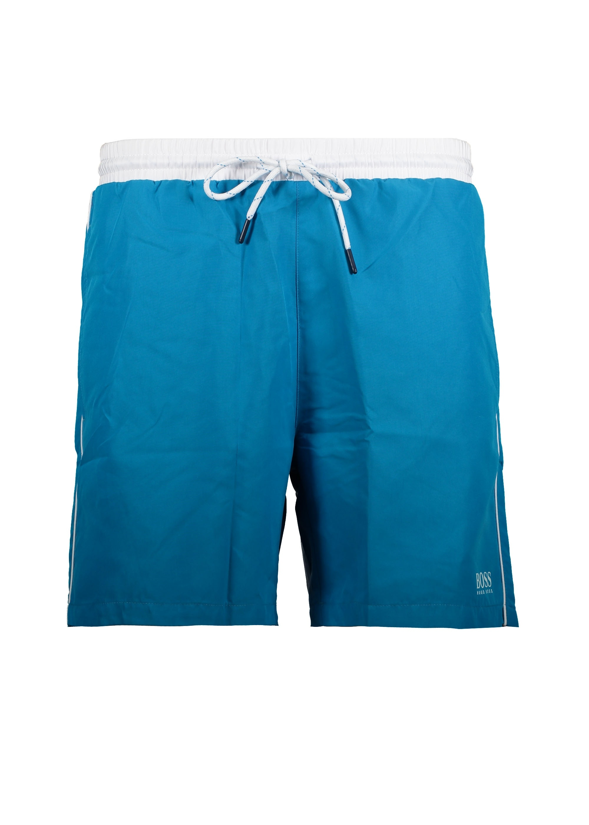 dc19a1095 Hugo Boss Starfish Shorts 441 - Turquoise - Triads Mens from Triads UK