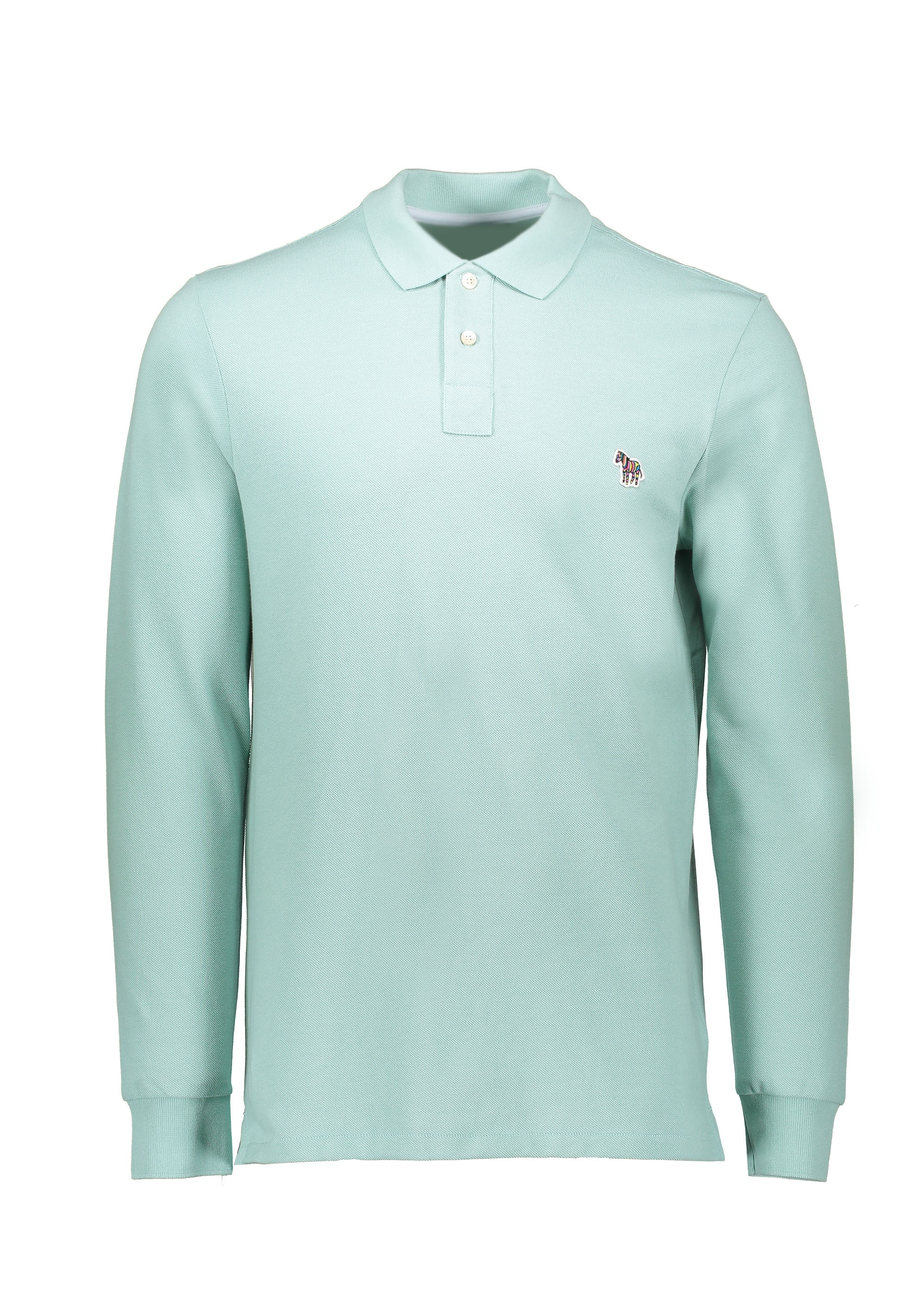 47dc504e Paul Smith LS Polo - Green - Polo Shirts from Triads UK