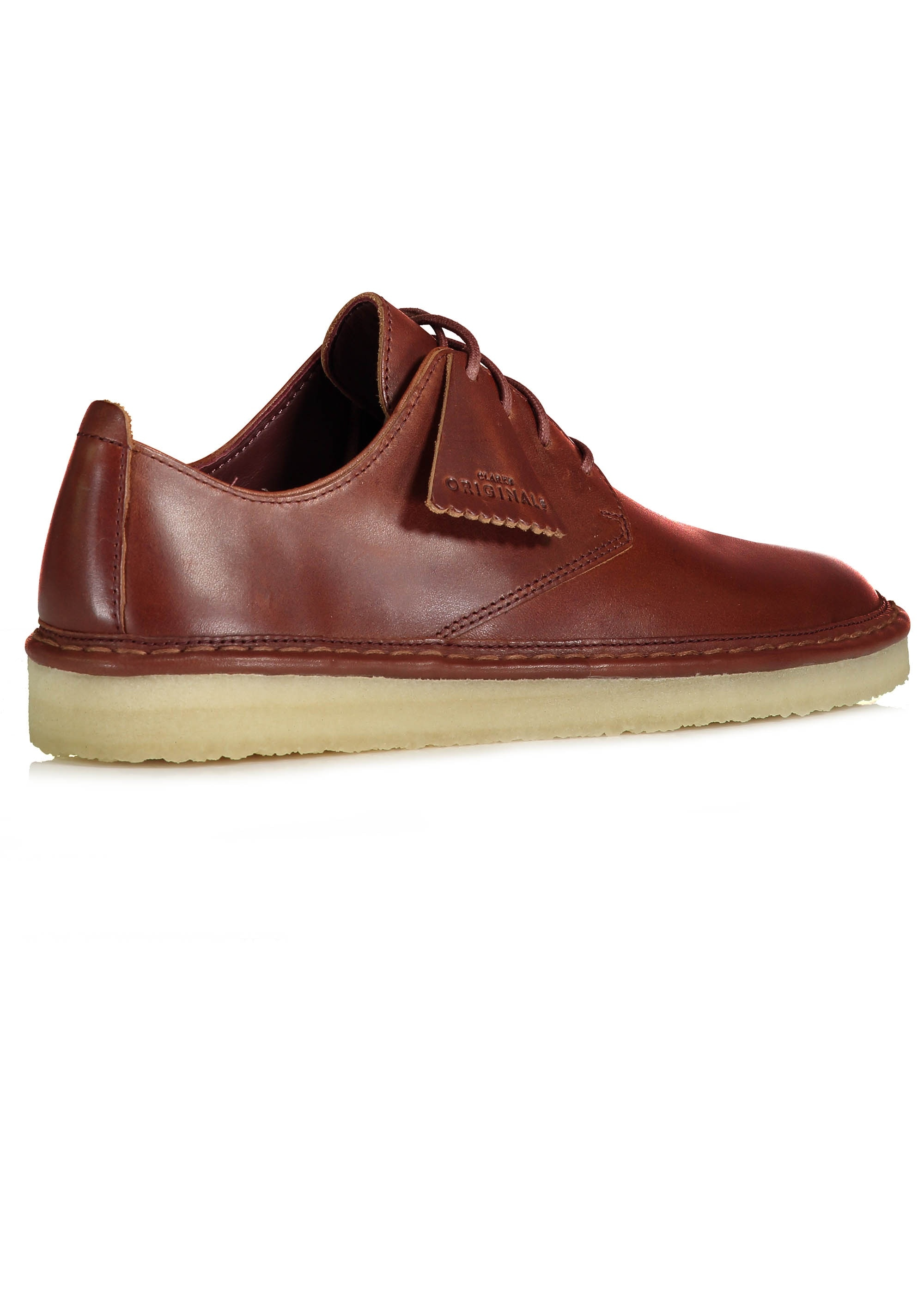 466267c80cf Clarks Originals Walbridge Lace Leather - Brown - Triads Mens from ...